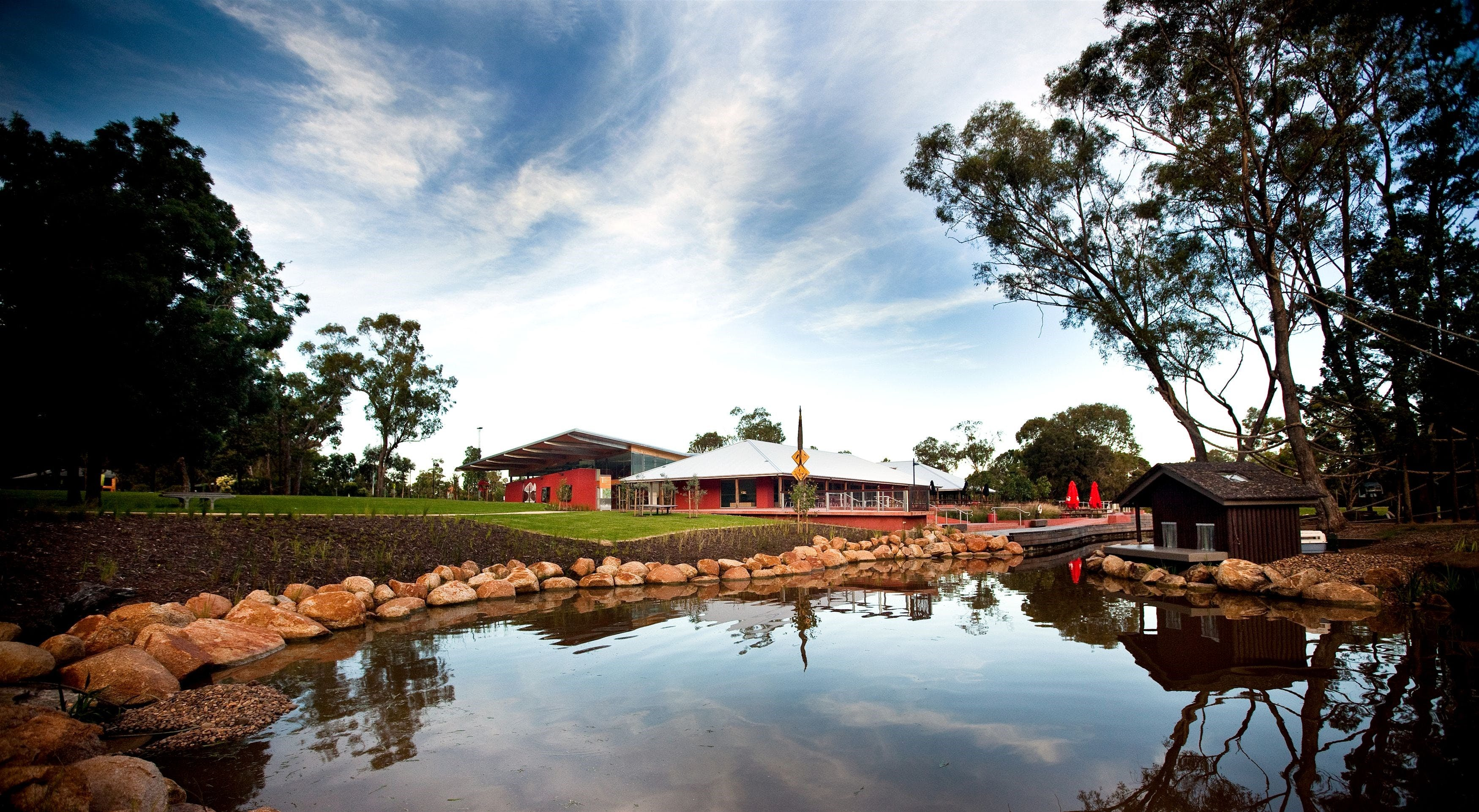 Savannah Visitor Plaza Taronga Western Plains Zoo Dubbo - Accommodation Rockhampton