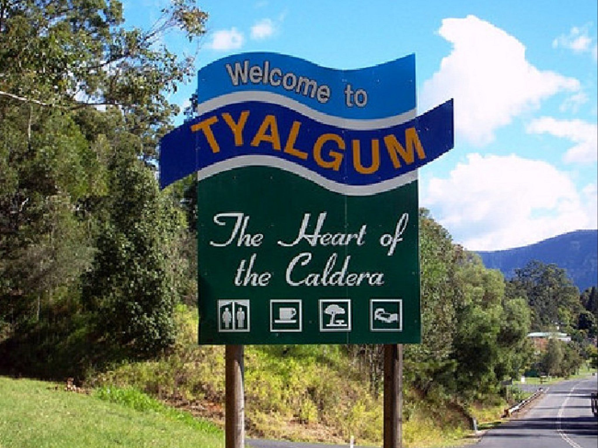 Tyalgum - Accommodation Rockhampton