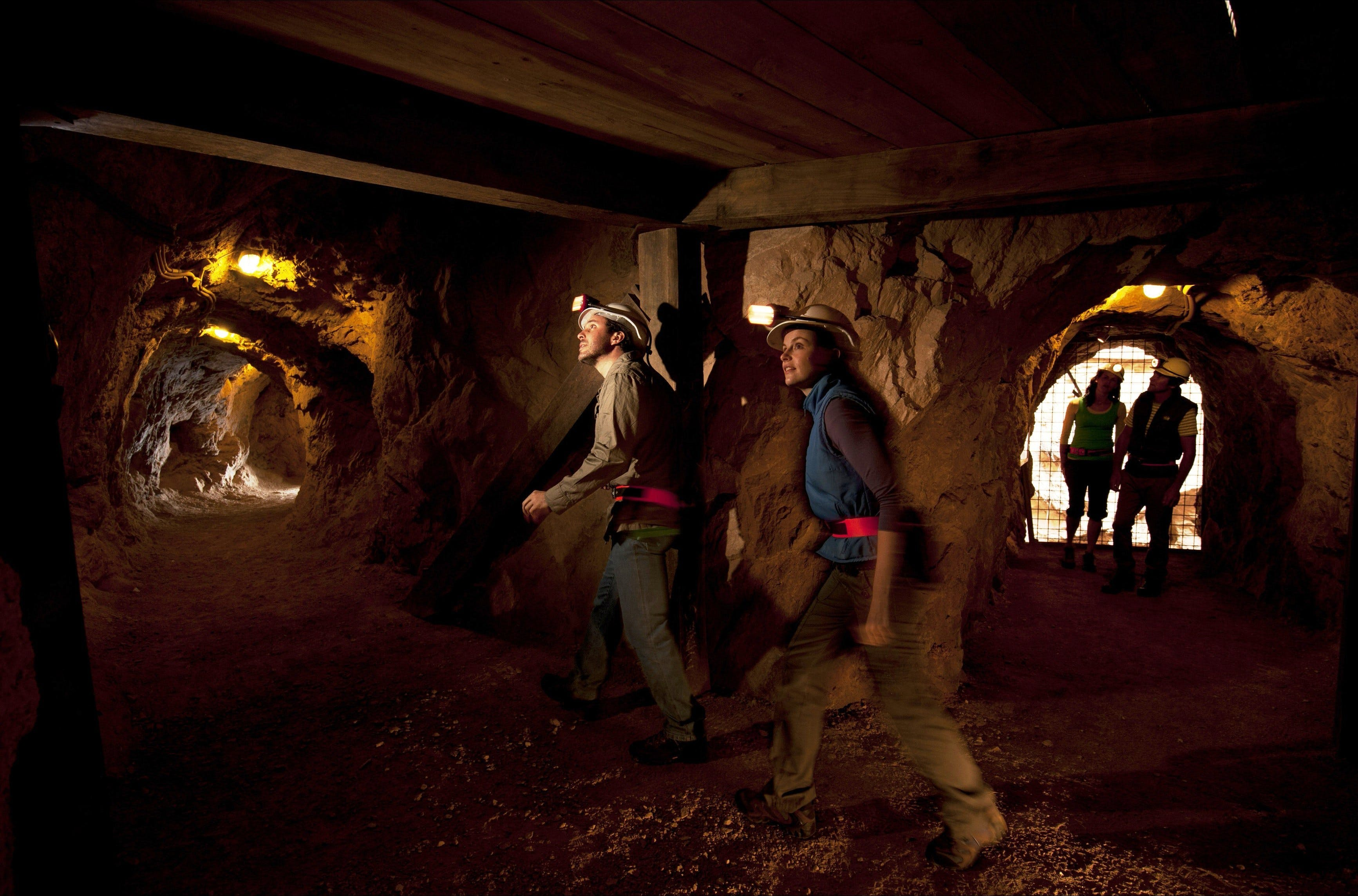 Blinman Heritage Mine - Accommodation Rockhampton