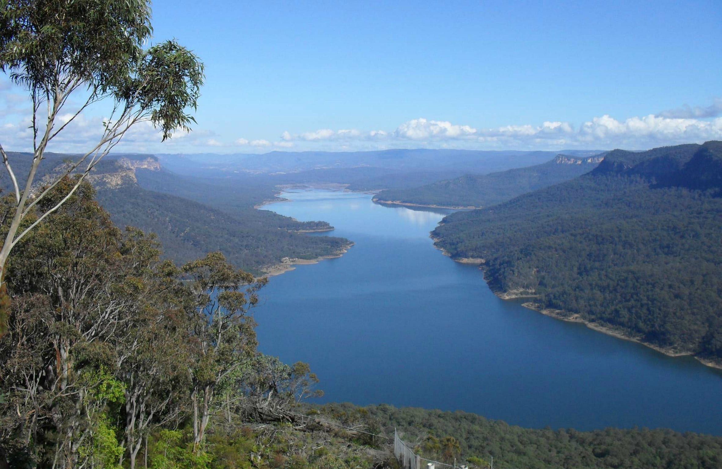 Burragorang State Conservation Area - Accommodation Rockhampton