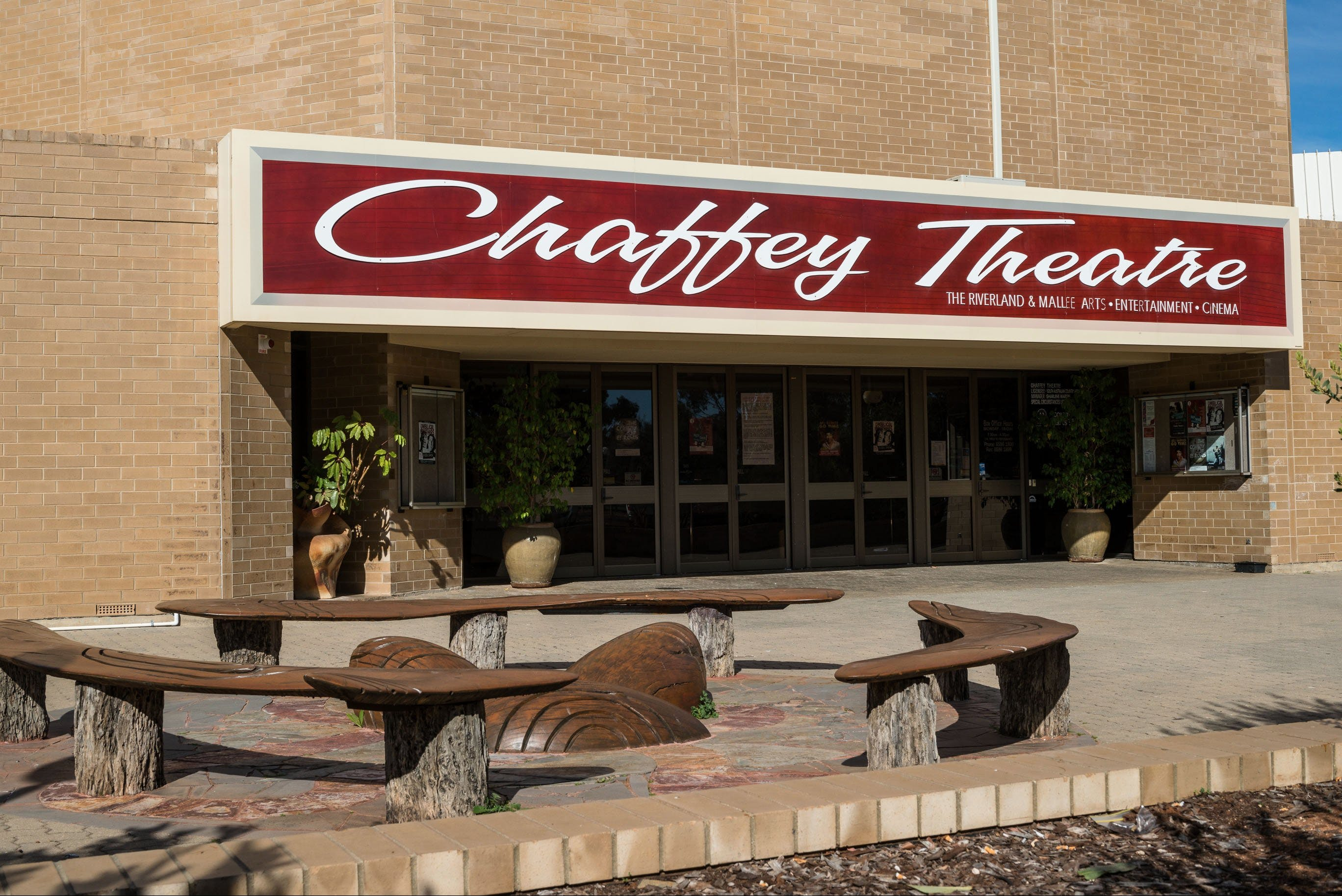 Chaffey Theatre - Accommodation Rockhampton