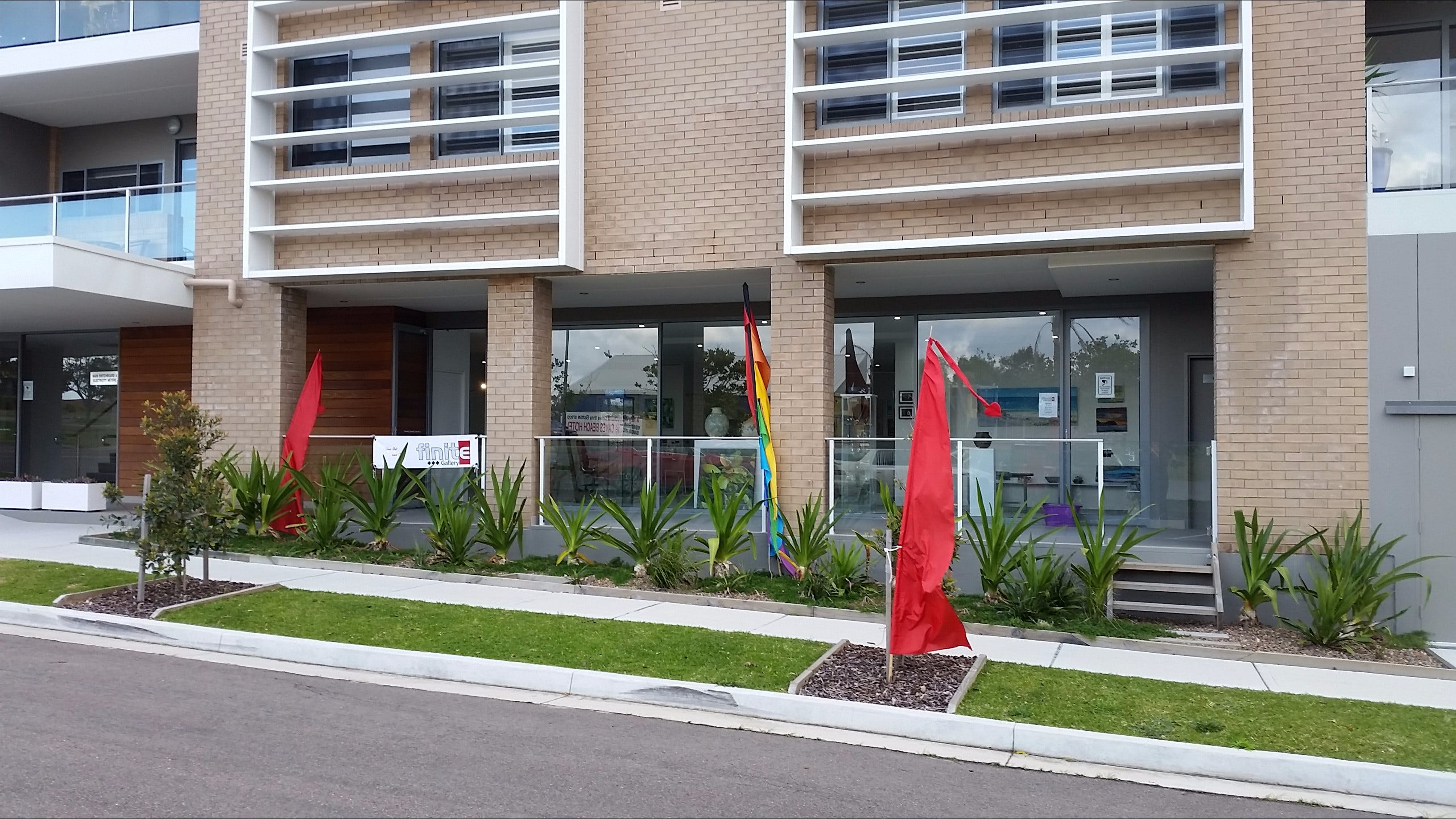 Finite Gallery - Accommodation Rockhampton