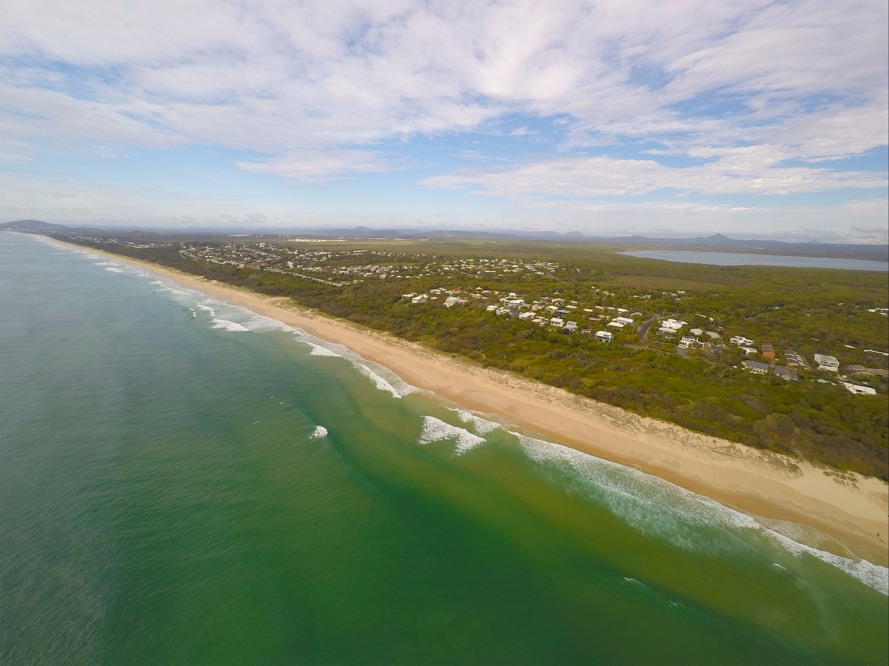 Marcus Beach - Accommodation Rockhampton