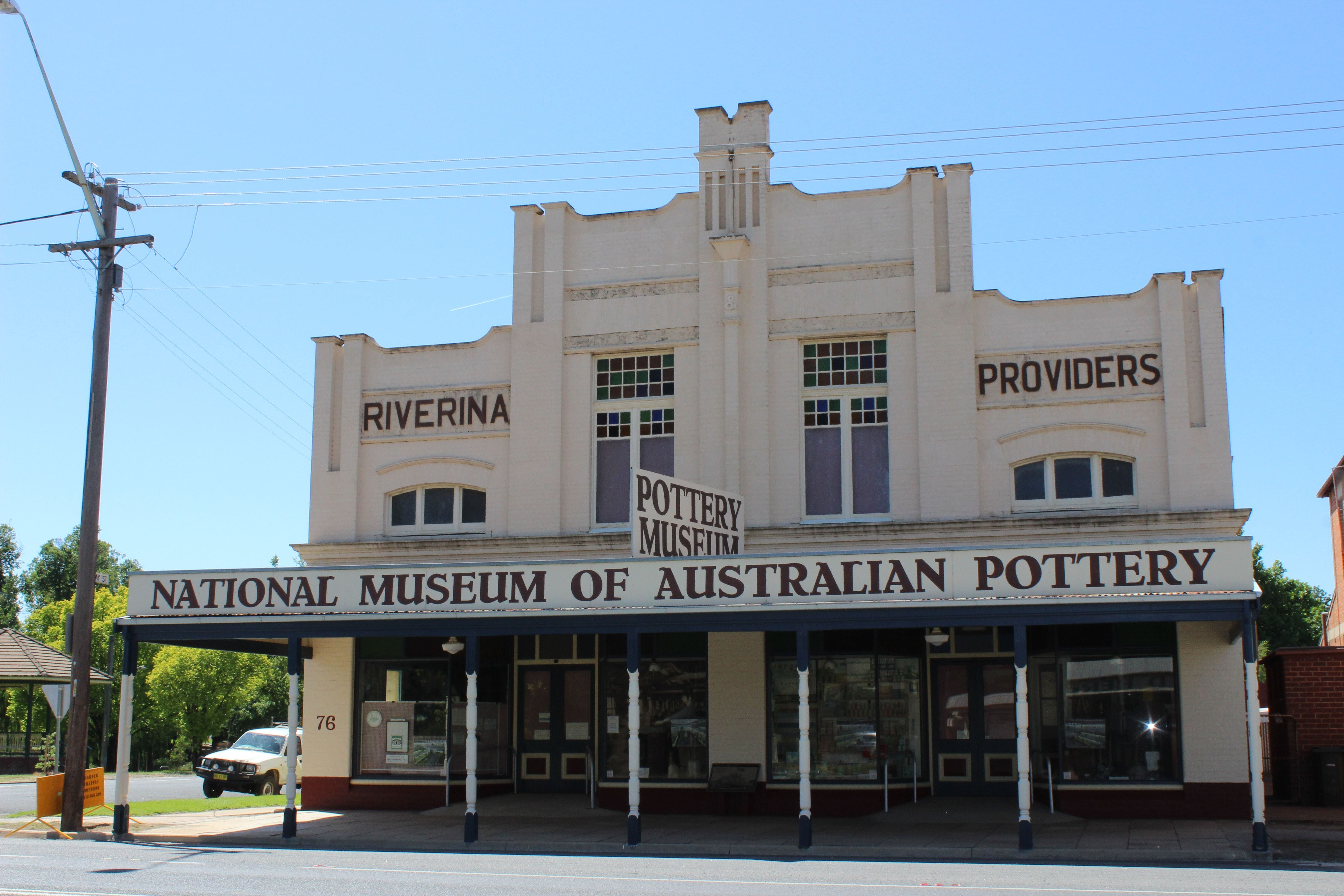 National Museum of Australian Pottery - Accommodation Rockhampton