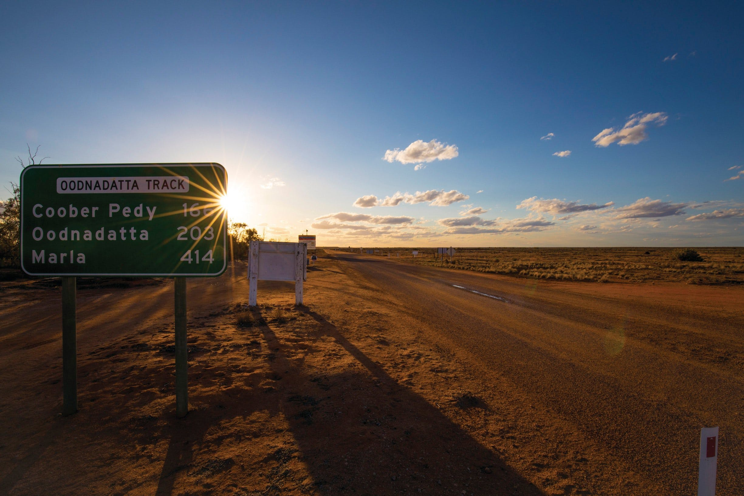 Outback South Australia - Accommodation Rockhampton