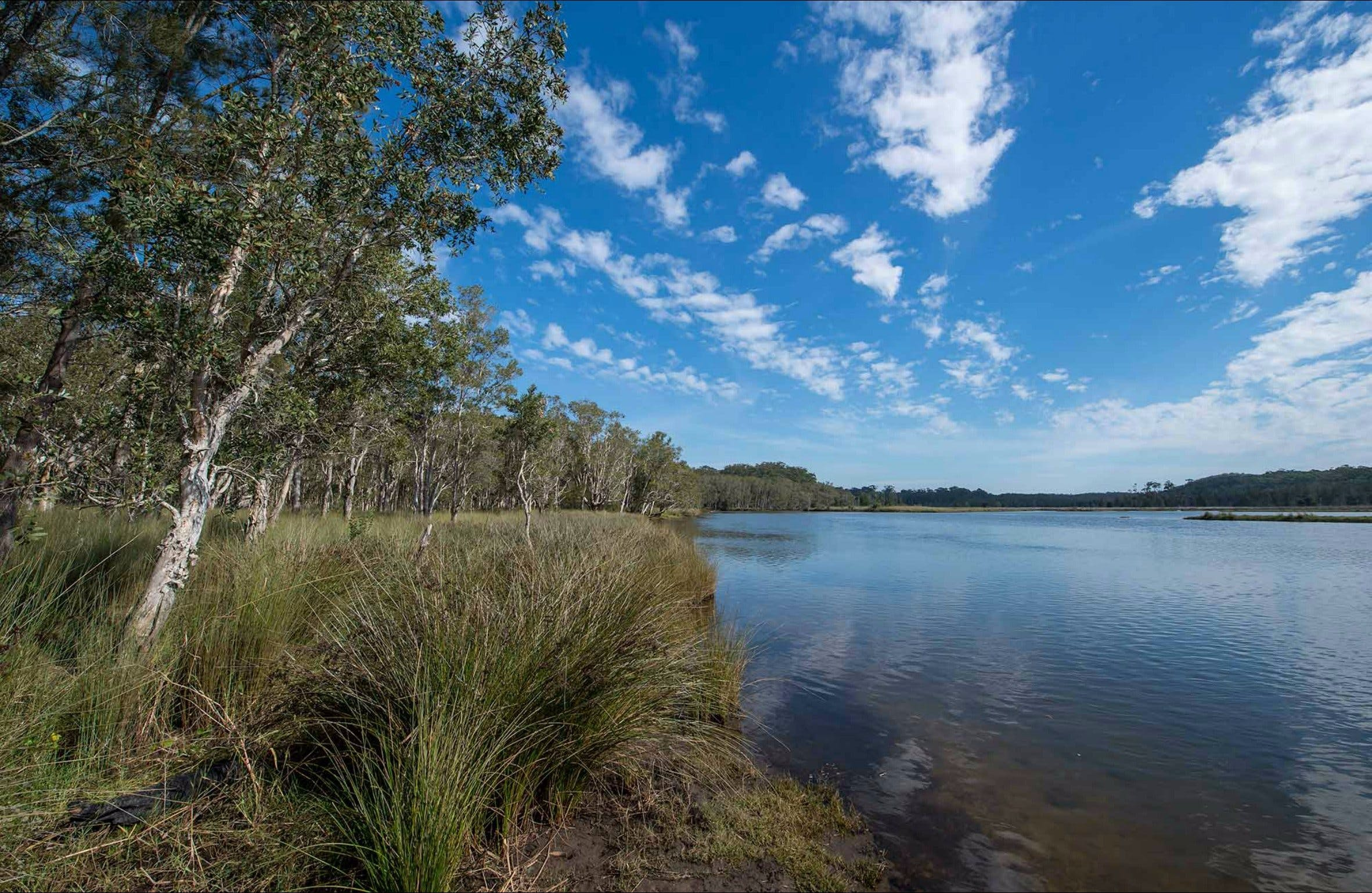 Perch Hole picnic area - Accommodation Rockhampton