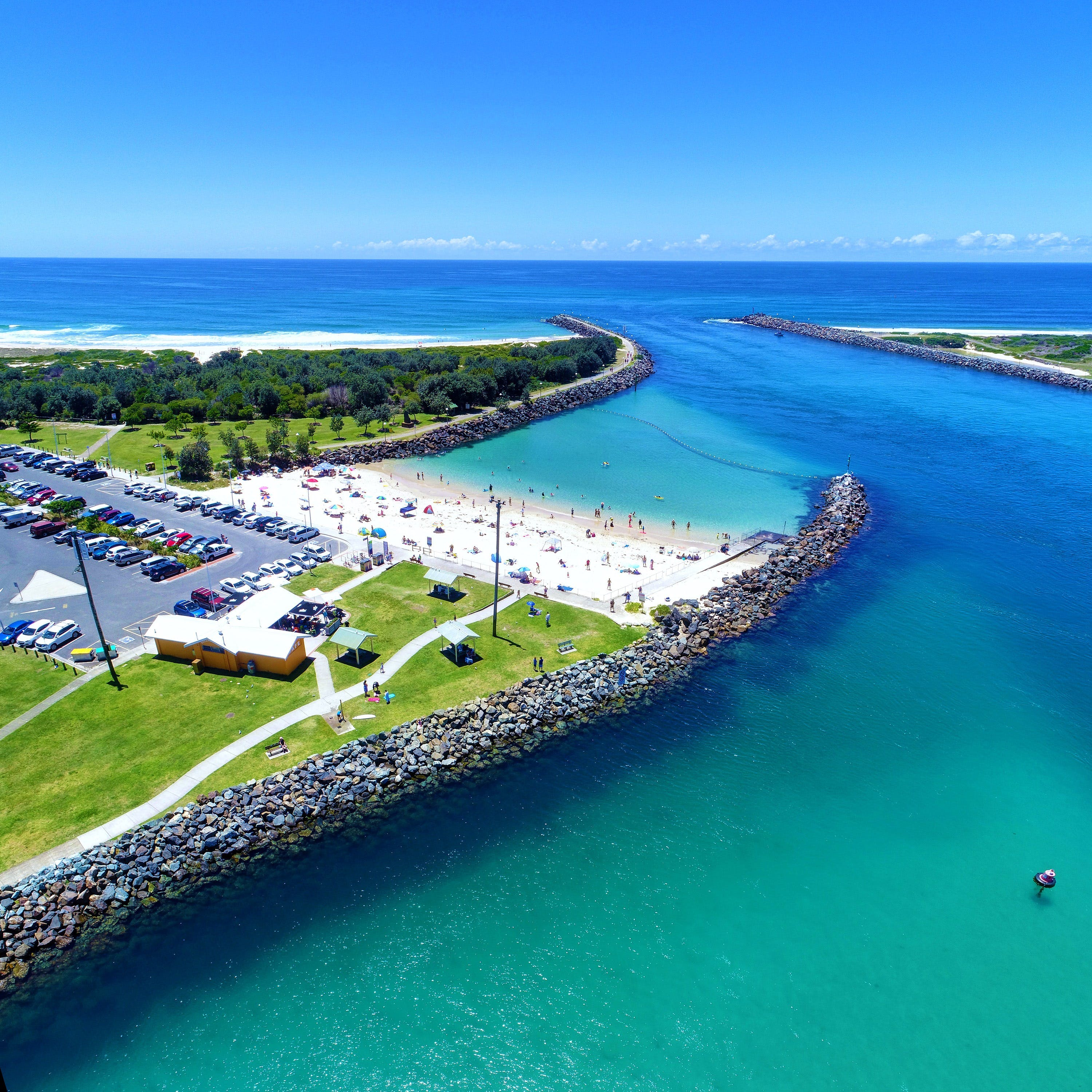 Tuncurry Rock Pool - Accommodation Rockhampton