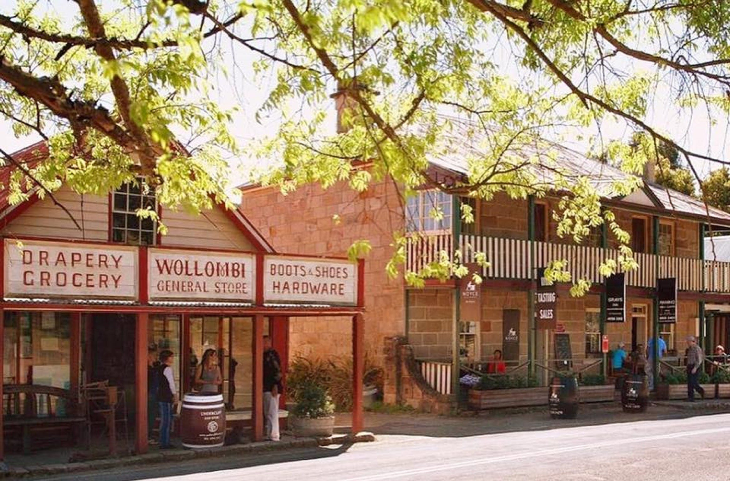 Wollombi - Accommodation Rockhampton