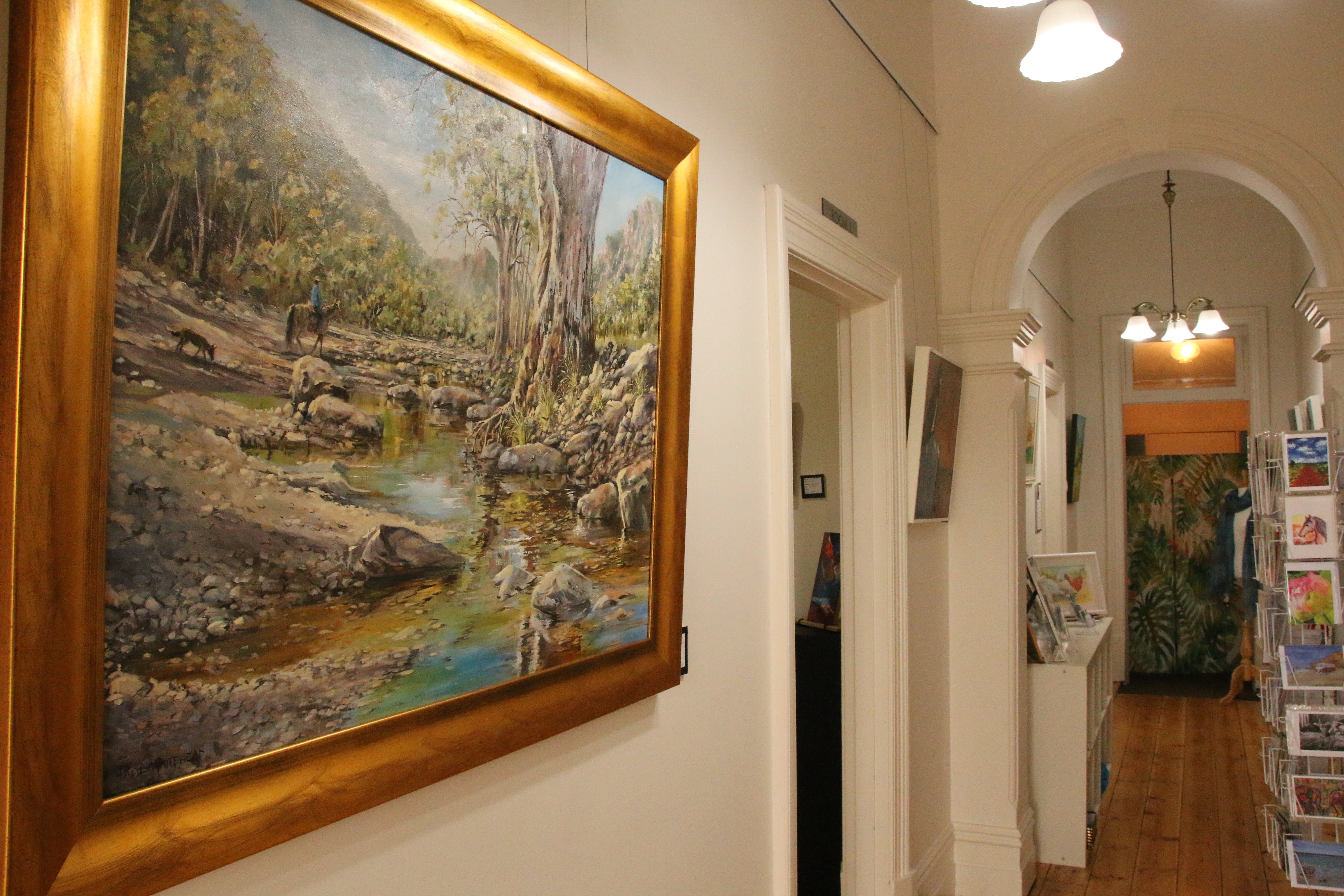 Arts Collective Clare Valley formerly Art at Auburn - Accommodation Rockhampton