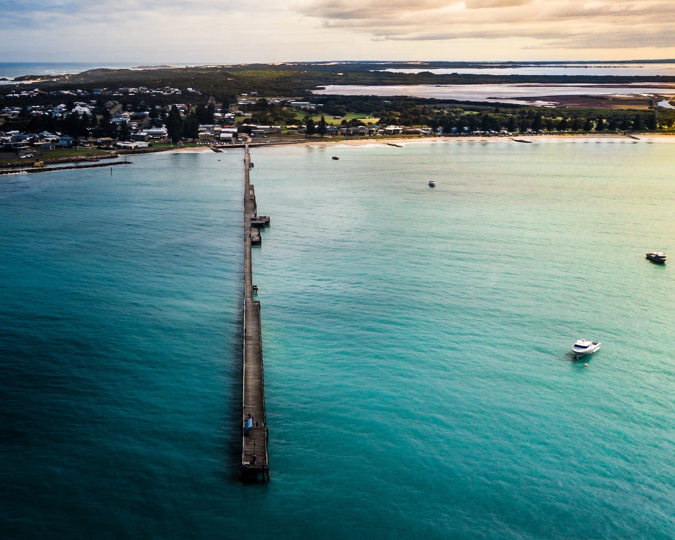 Beachport Jetty - Accommodation Rockhampton