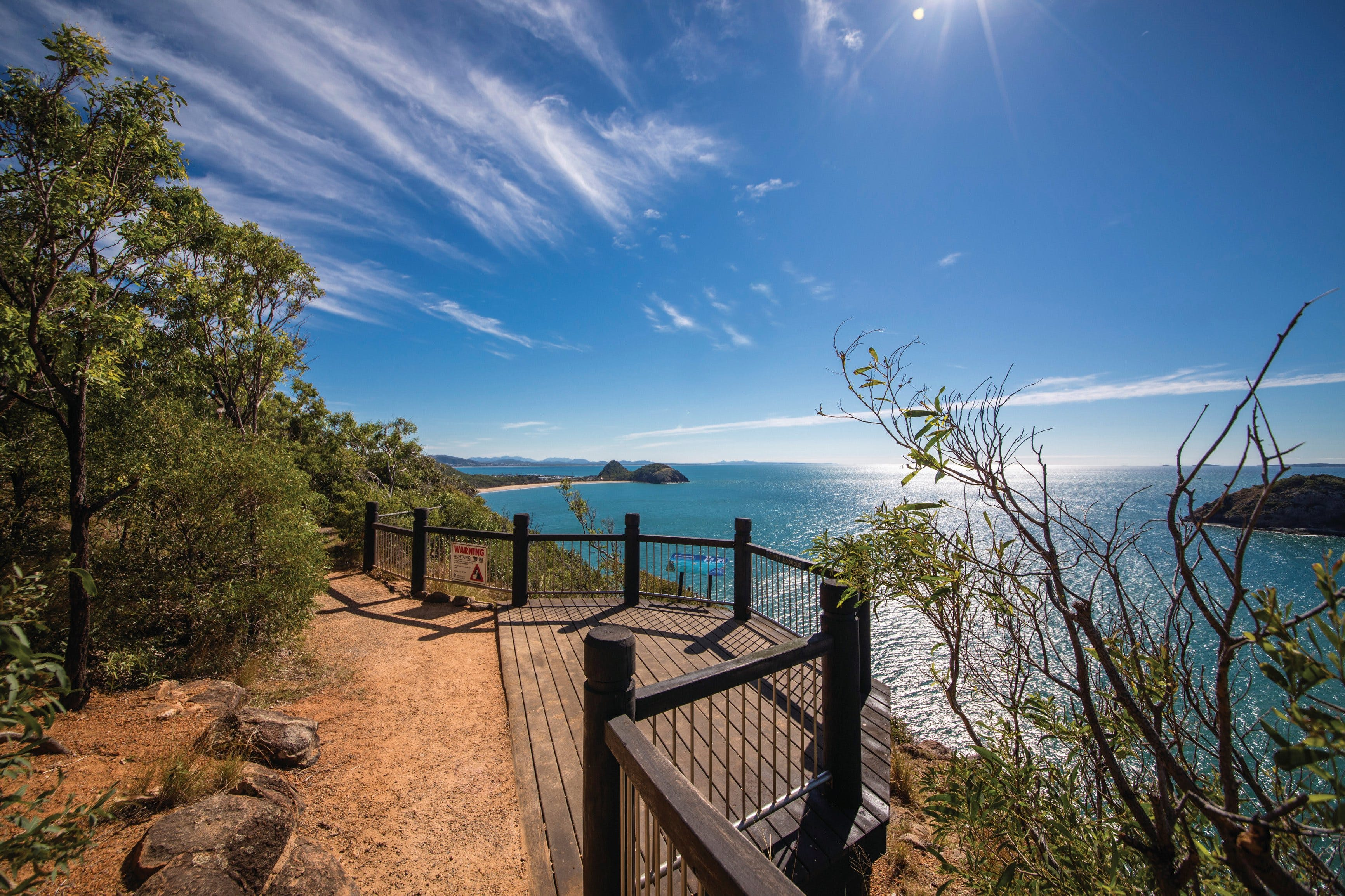 Bluff Point circuit Capricorn Coast National Park - Accommodation Rockhampton