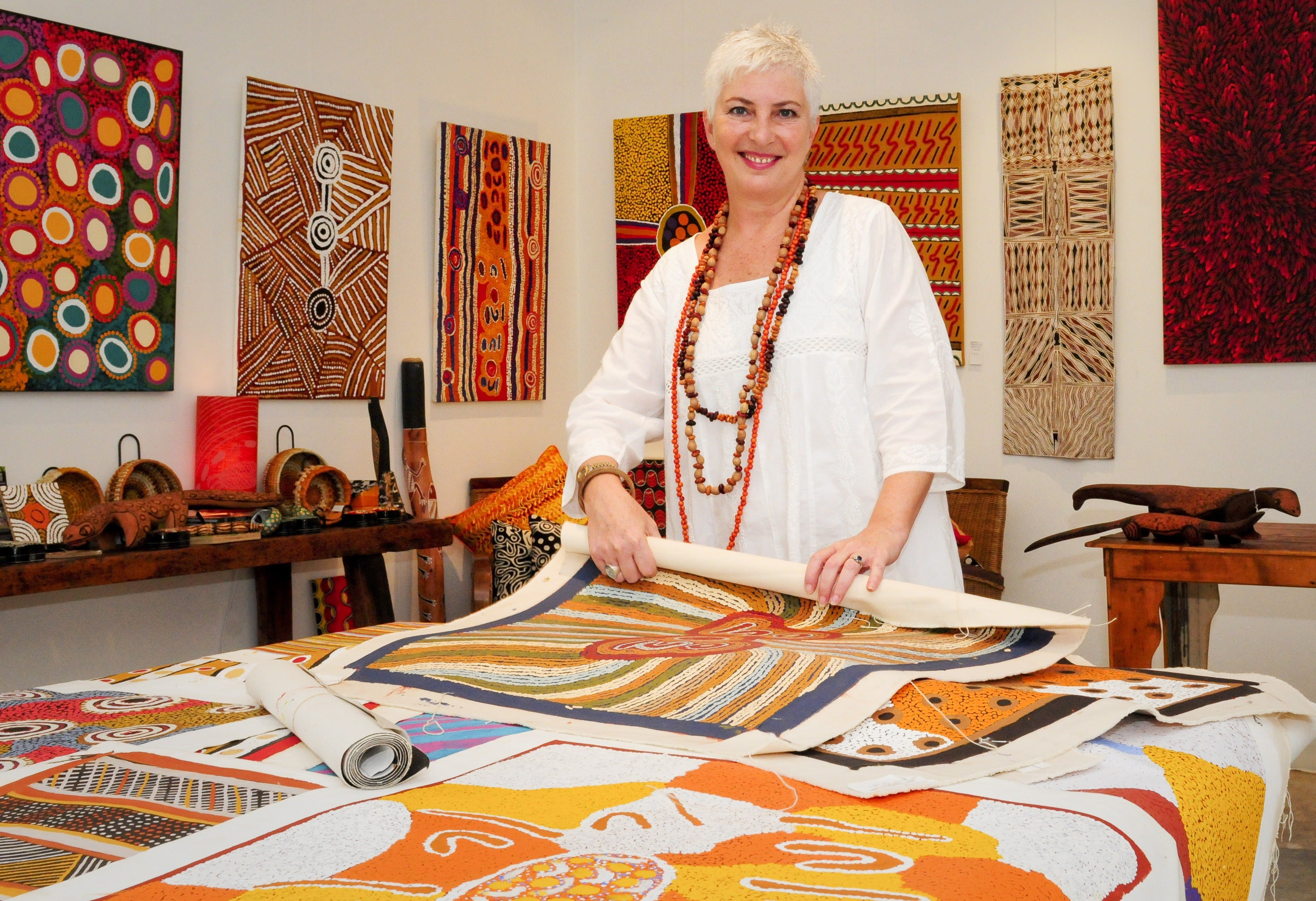 Bouddi Gallery - Contemporary Aboriginal Lifestyle Art - Accommodation Rockhampton