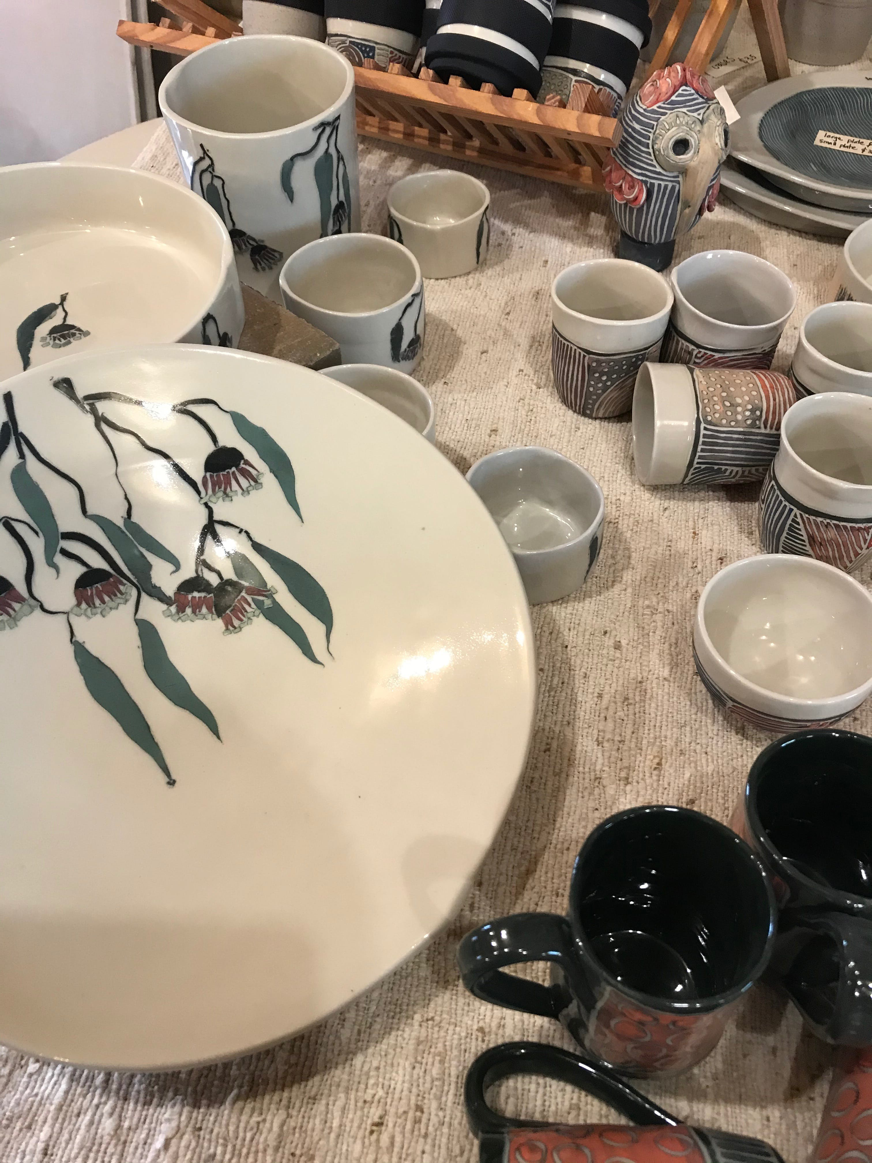 Clay Bowl Pottery - Accommodation Rockhampton