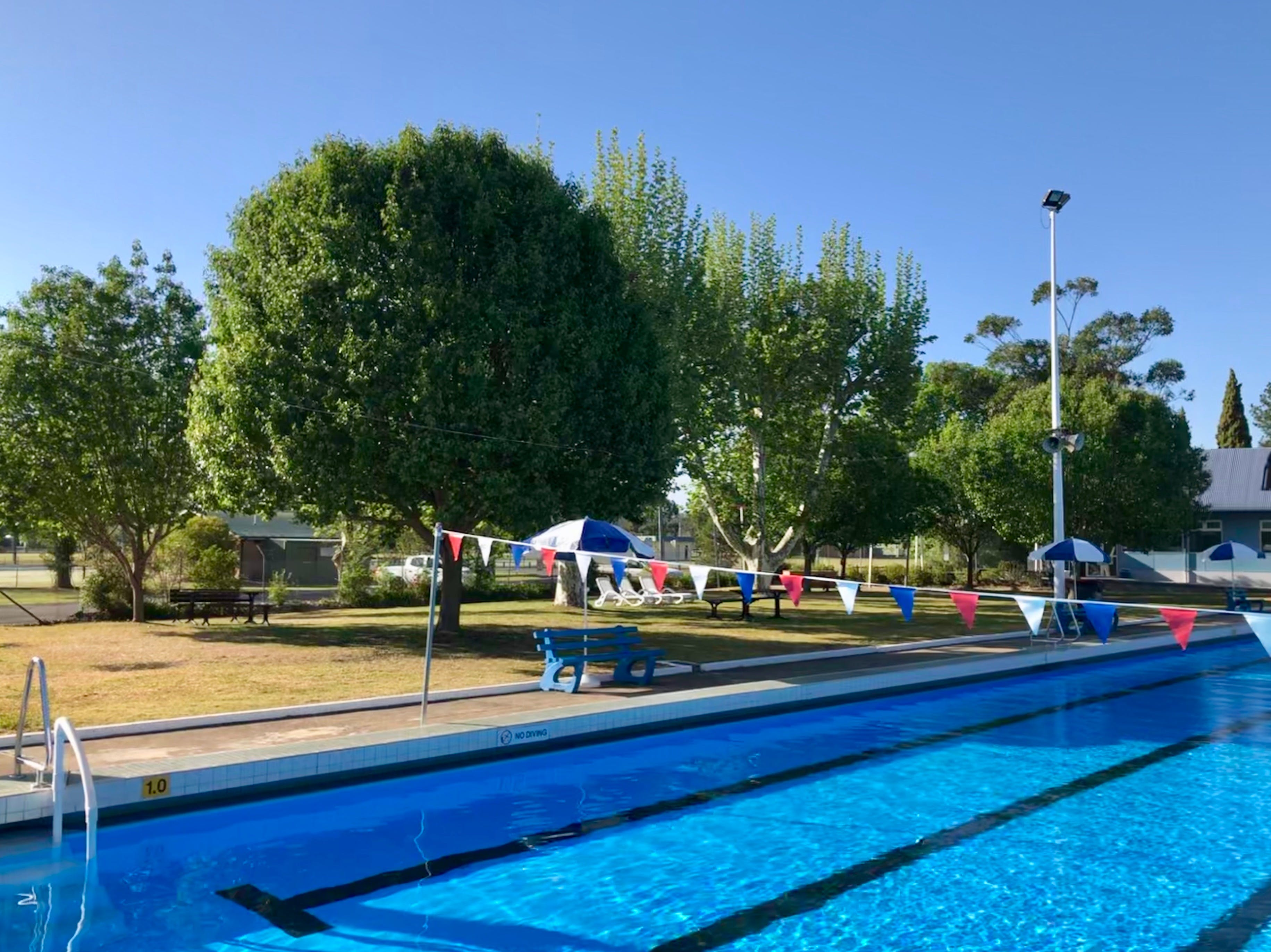 Gloucester Olympic Pool Complex - Accommodation Rockhampton