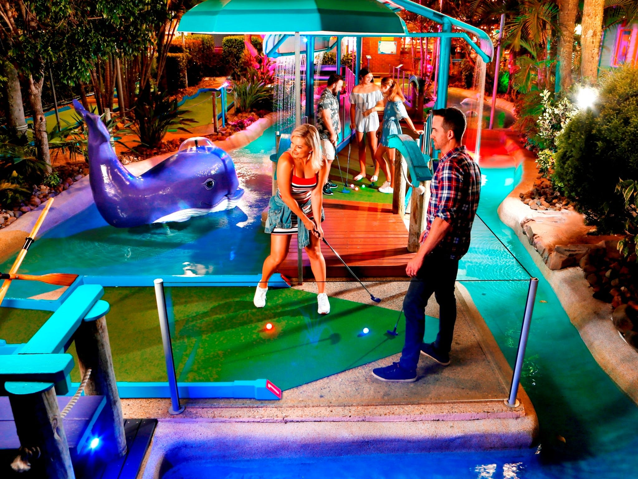 Putt Putt Mermaid Beach - Accommodation Rockhampton