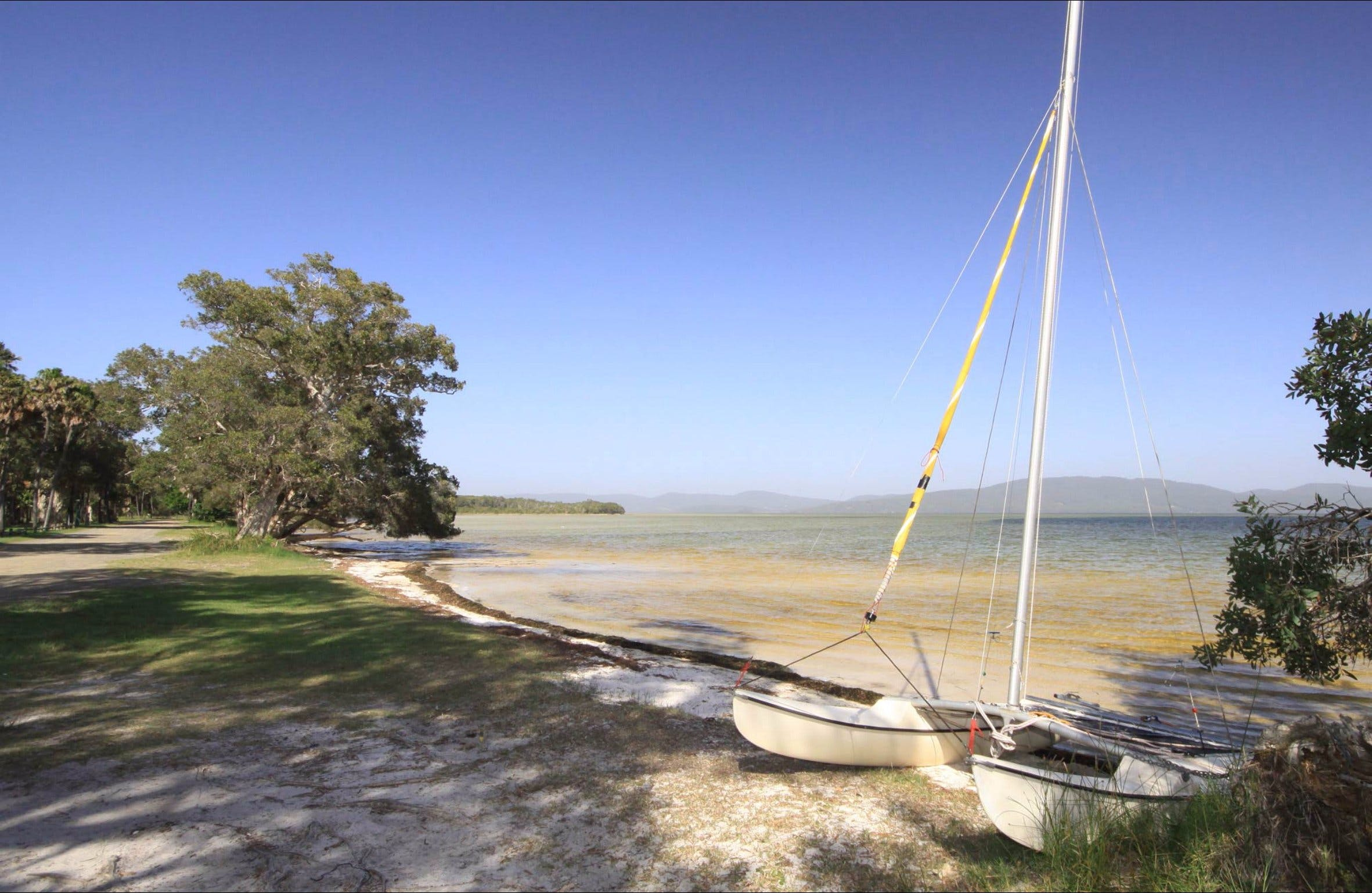 Sailing Club picnic area - Accommodation Rockhampton