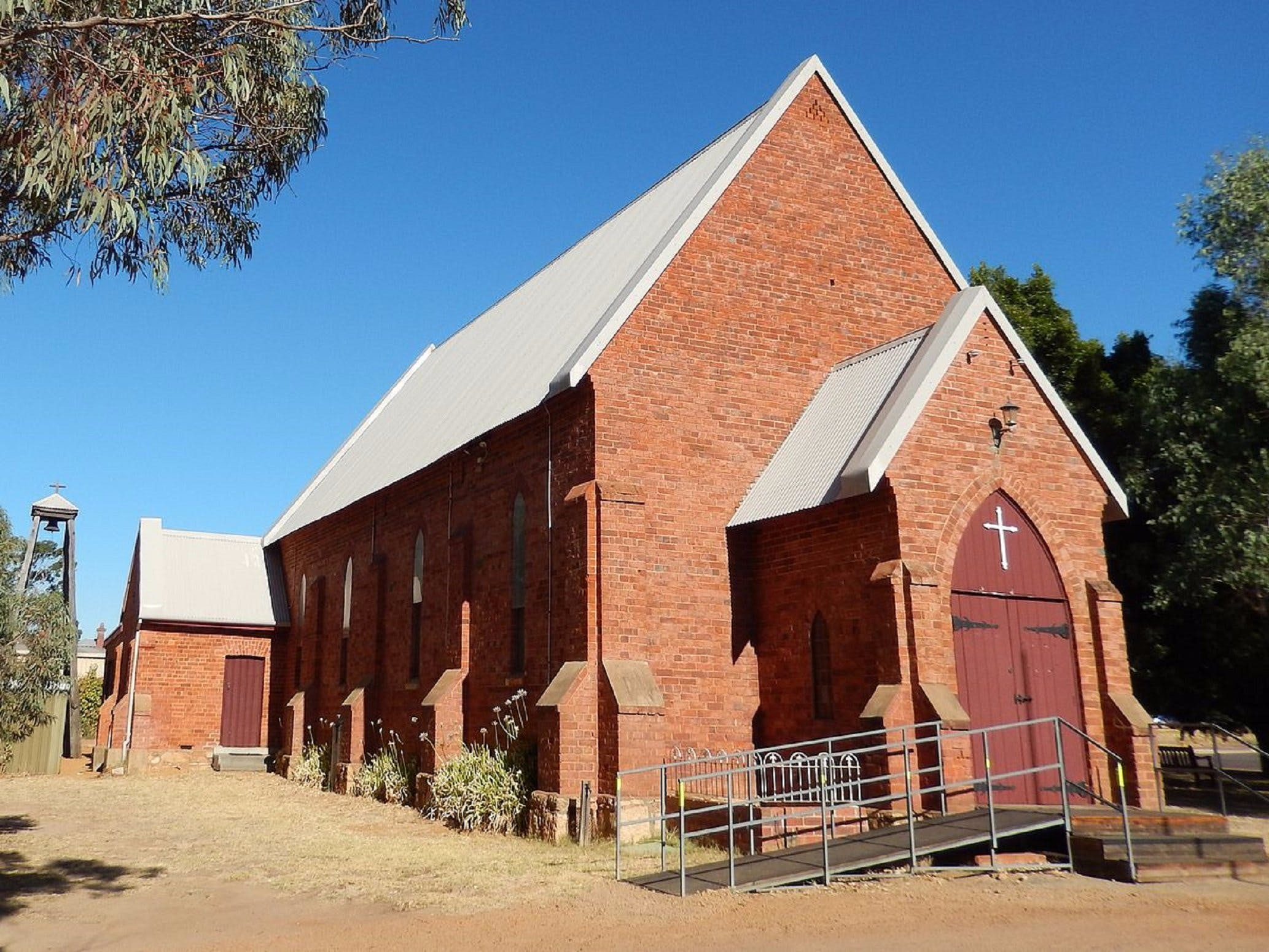 Saint Stephens Anglican Church - Accommodation Rockhampton