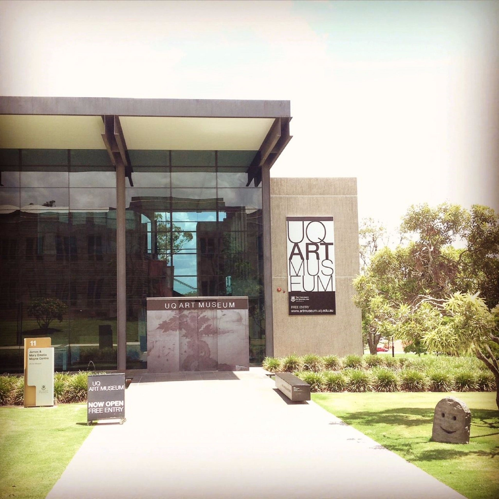 UQ Art Museum - Accommodation Rockhampton