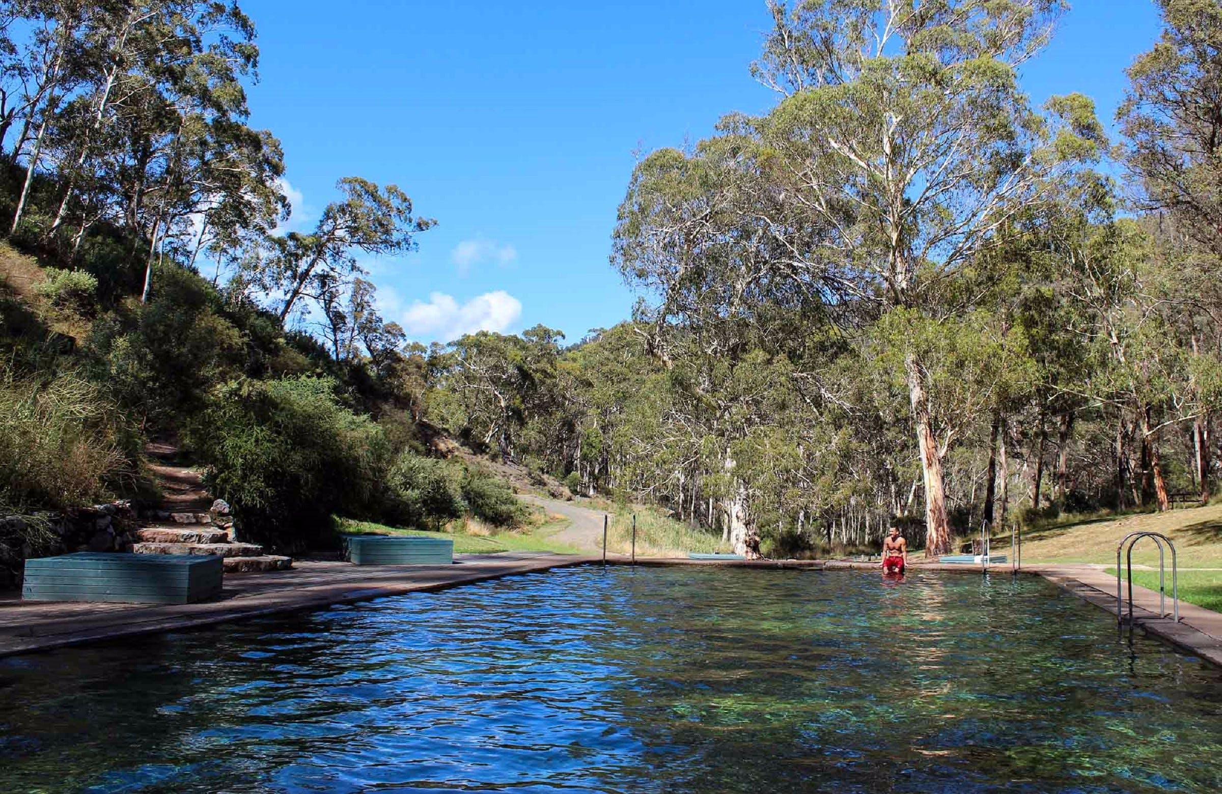 Yarrangobilly Caves Thermal Pool Walk - Accommodation Rockhampton