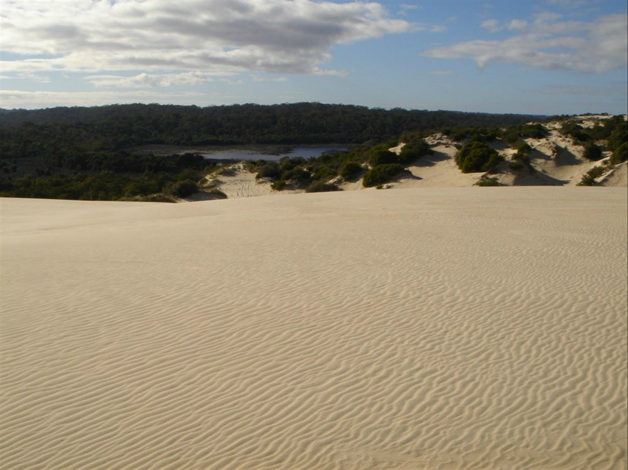 Yeagerup Sand Dunes - Accommodation Rockhampton