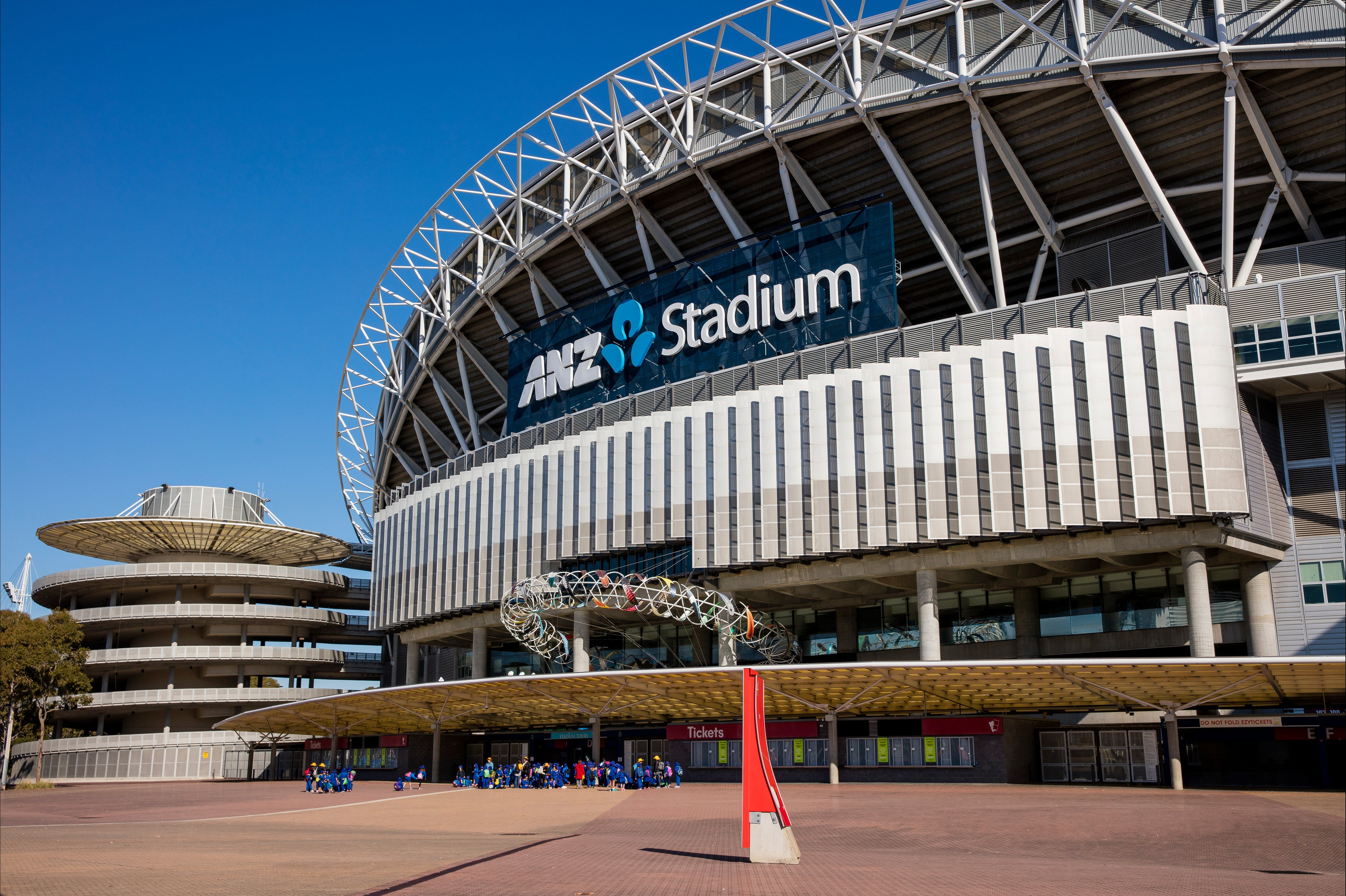 ANZ Stadium - Accommodation Rockhampton