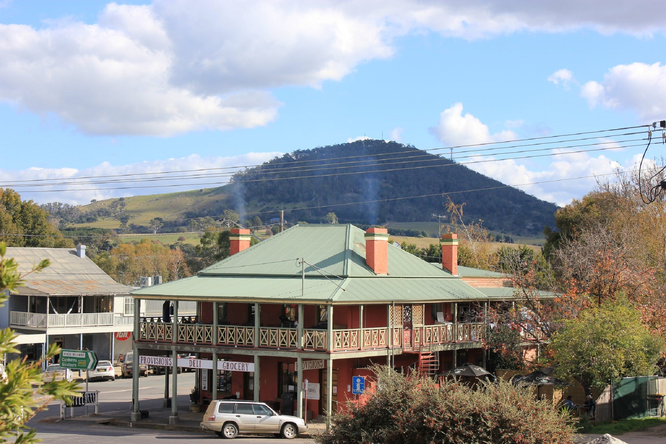 Braidwood Heritage Walk - Accommodation Rockhampton