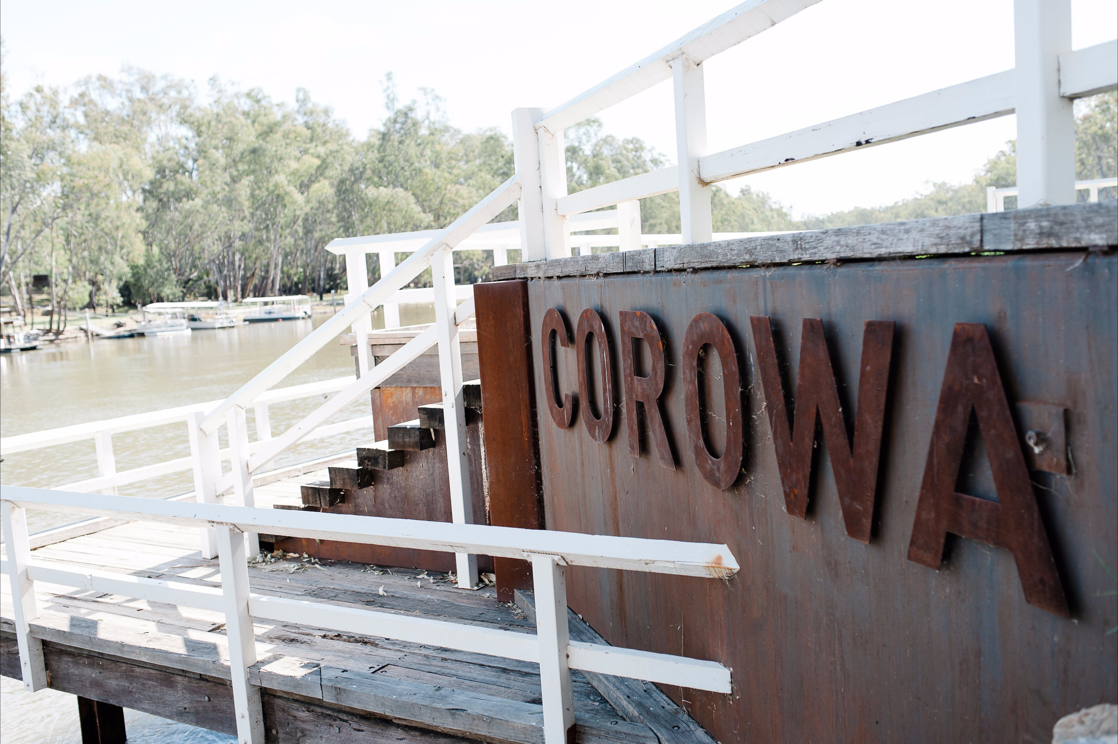 Corowa Foreshore - Accommodation Rockhampton