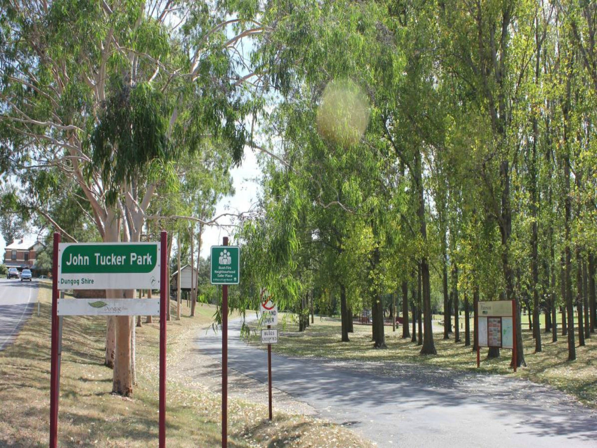 John Tucker Park - Accommodation Rockhampton
