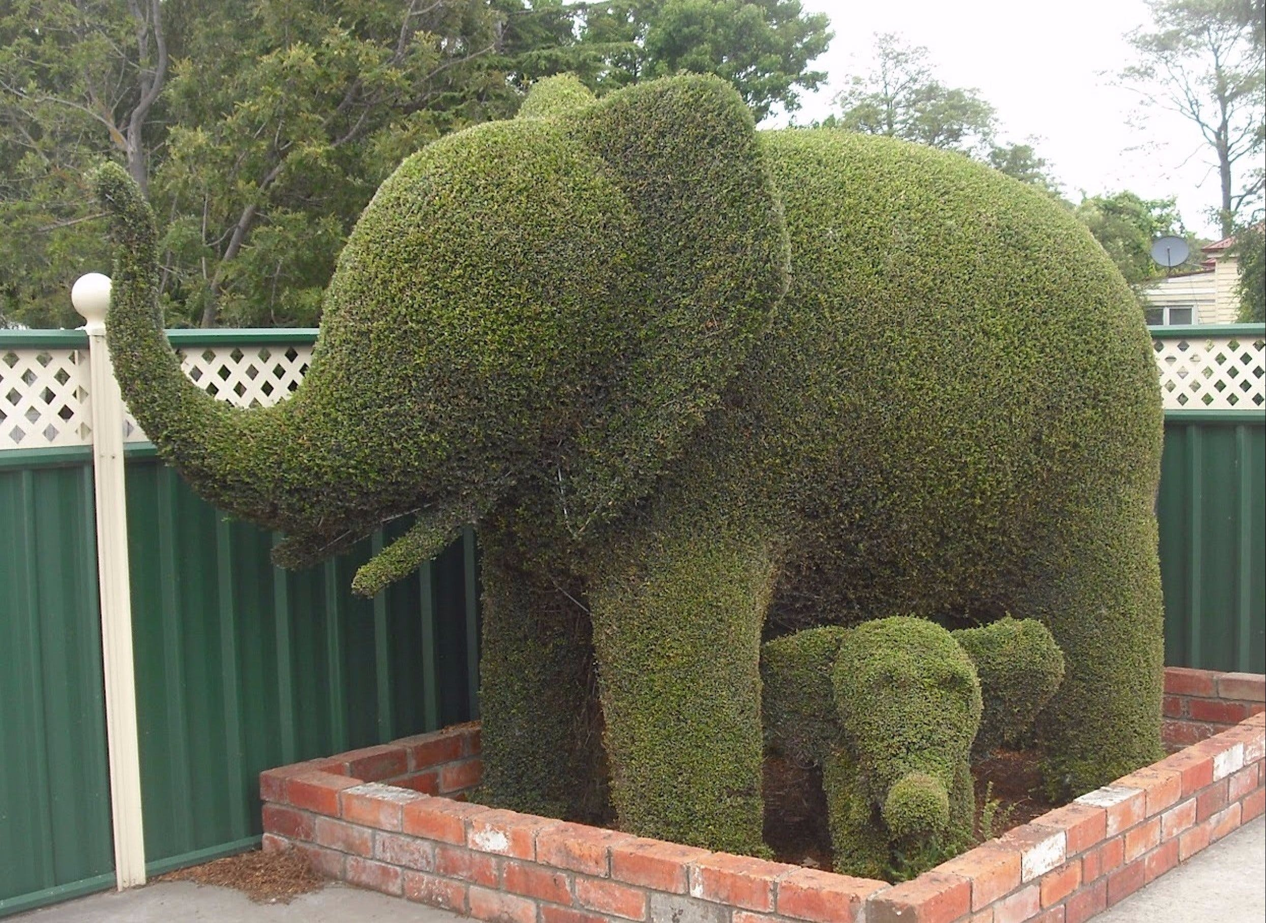 Railton Town of Topiary - Accommodation Rockhampton