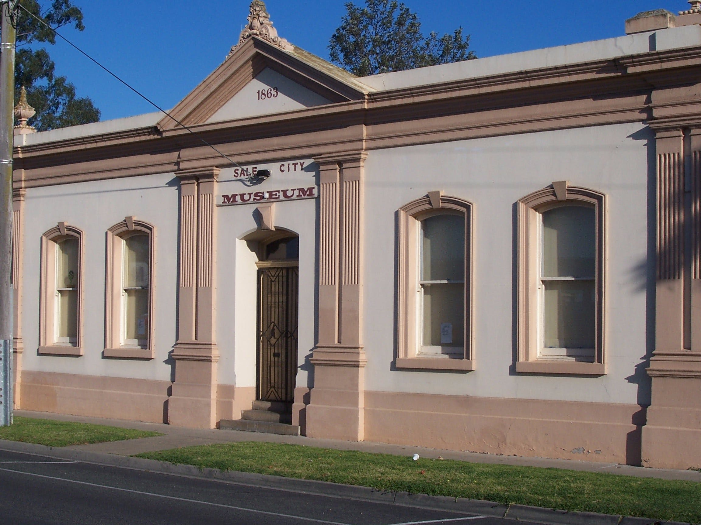 Sale Historical Museum - Accommodation Rockhampton