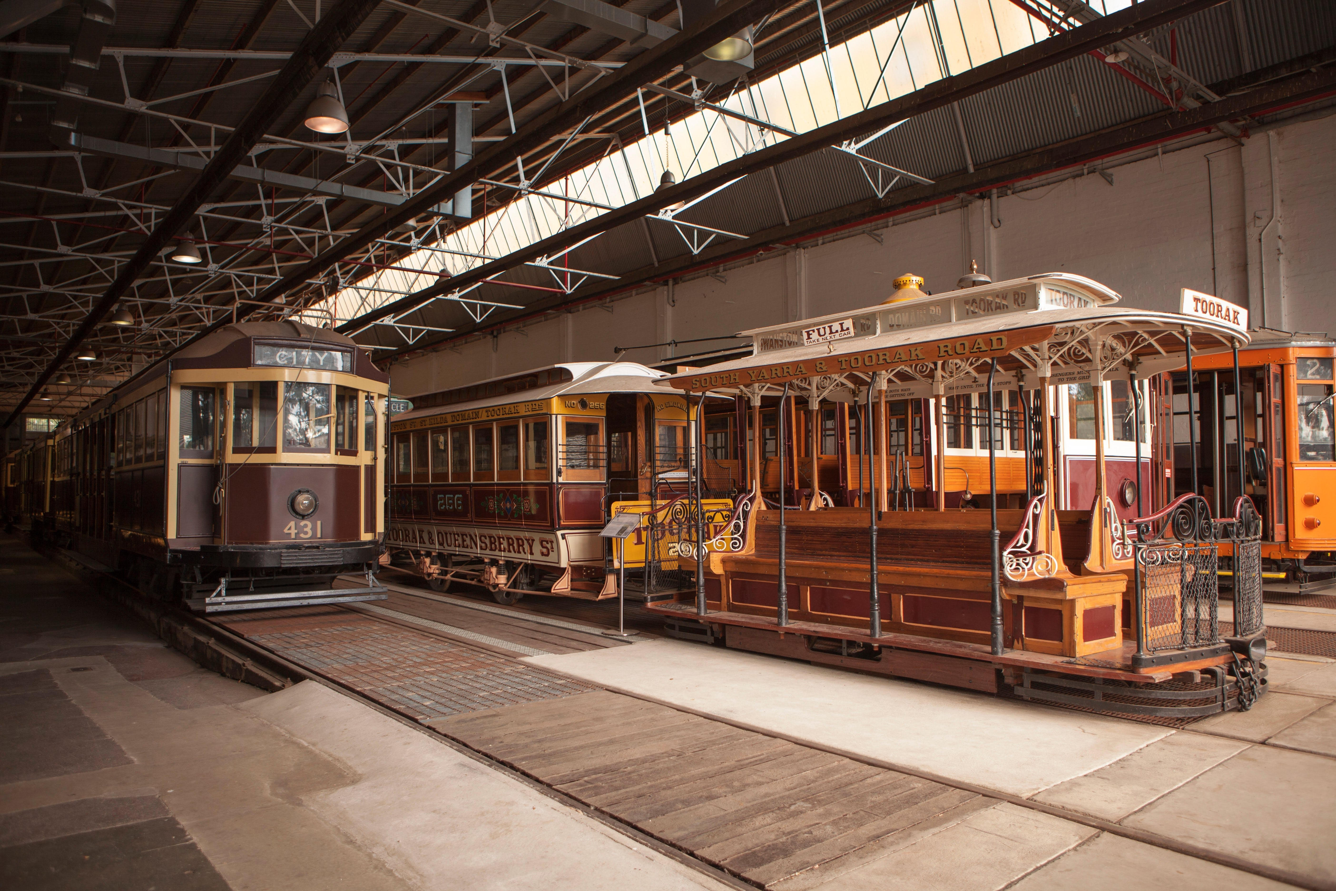 Melbourne Tram Museum - Accommodation Rockhampton