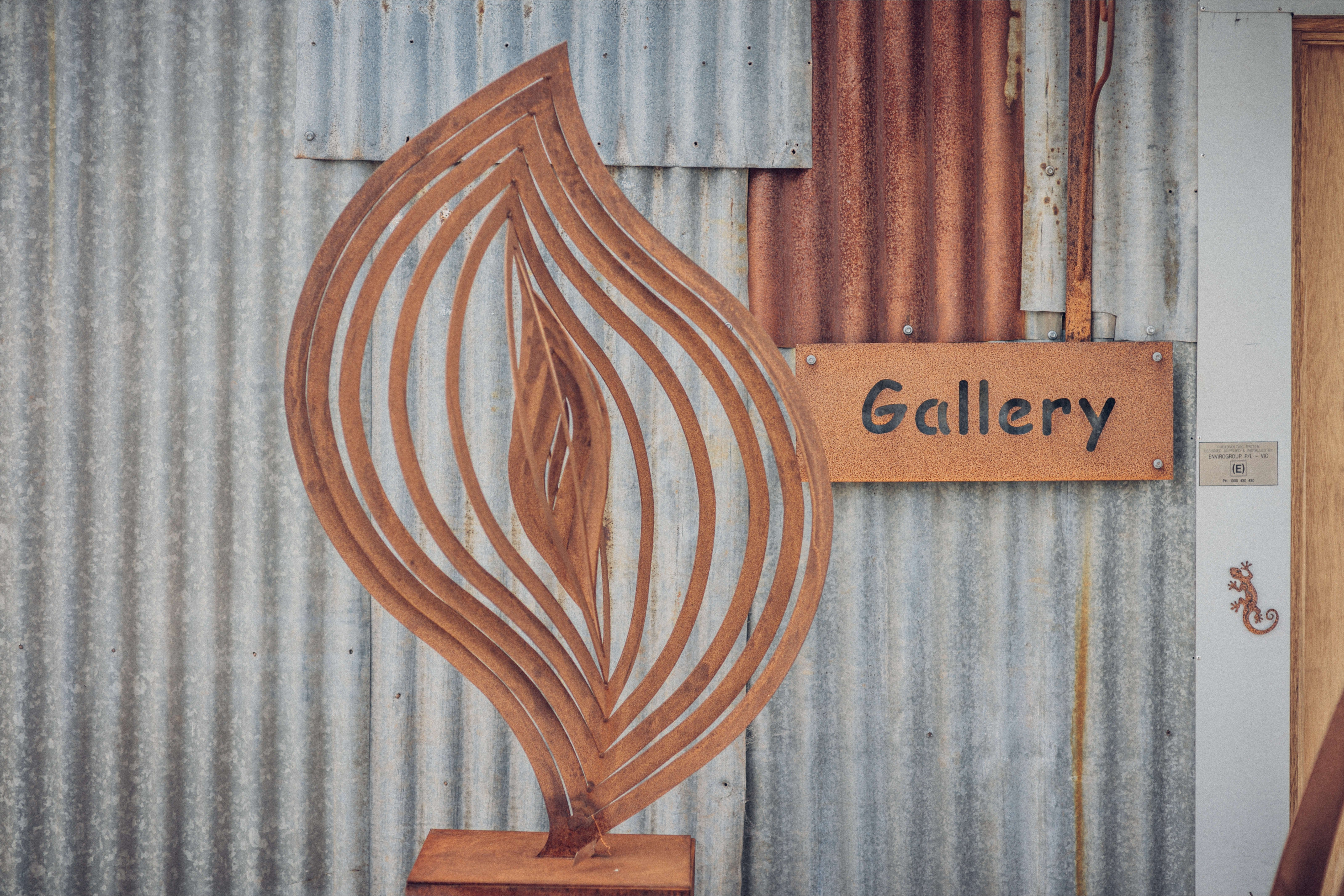 Overwrought Sculpture Garden and Gallery - Accommodation Rockhampton