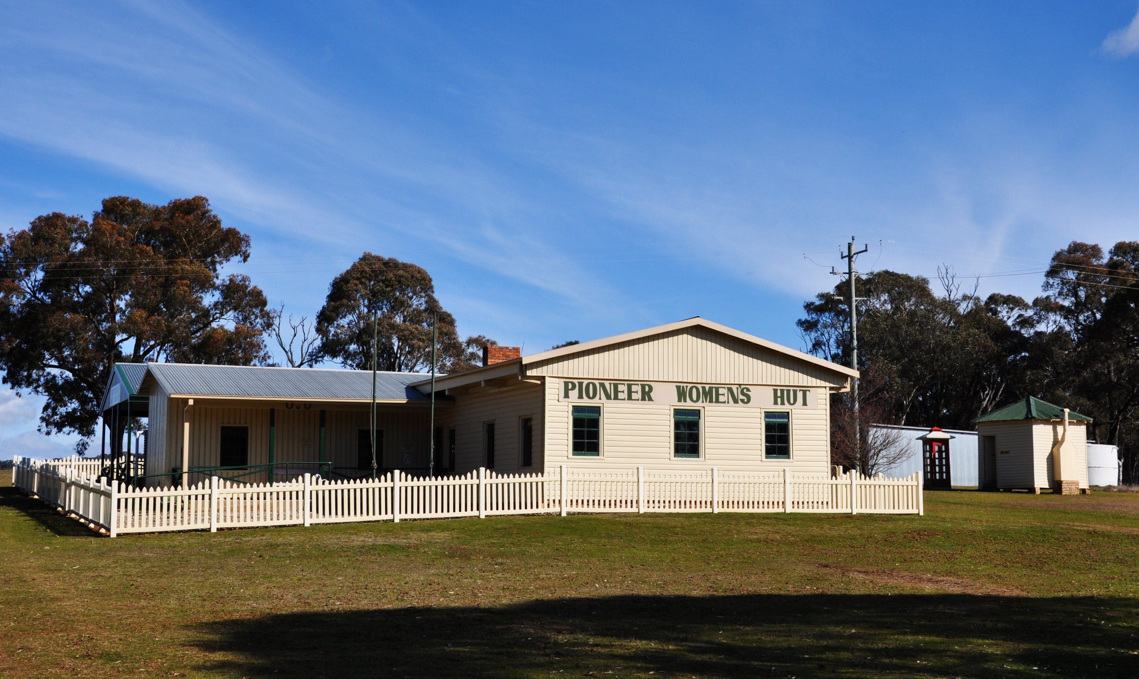 Pioneer Women's Hut Museum - Accommodation Rockhampton