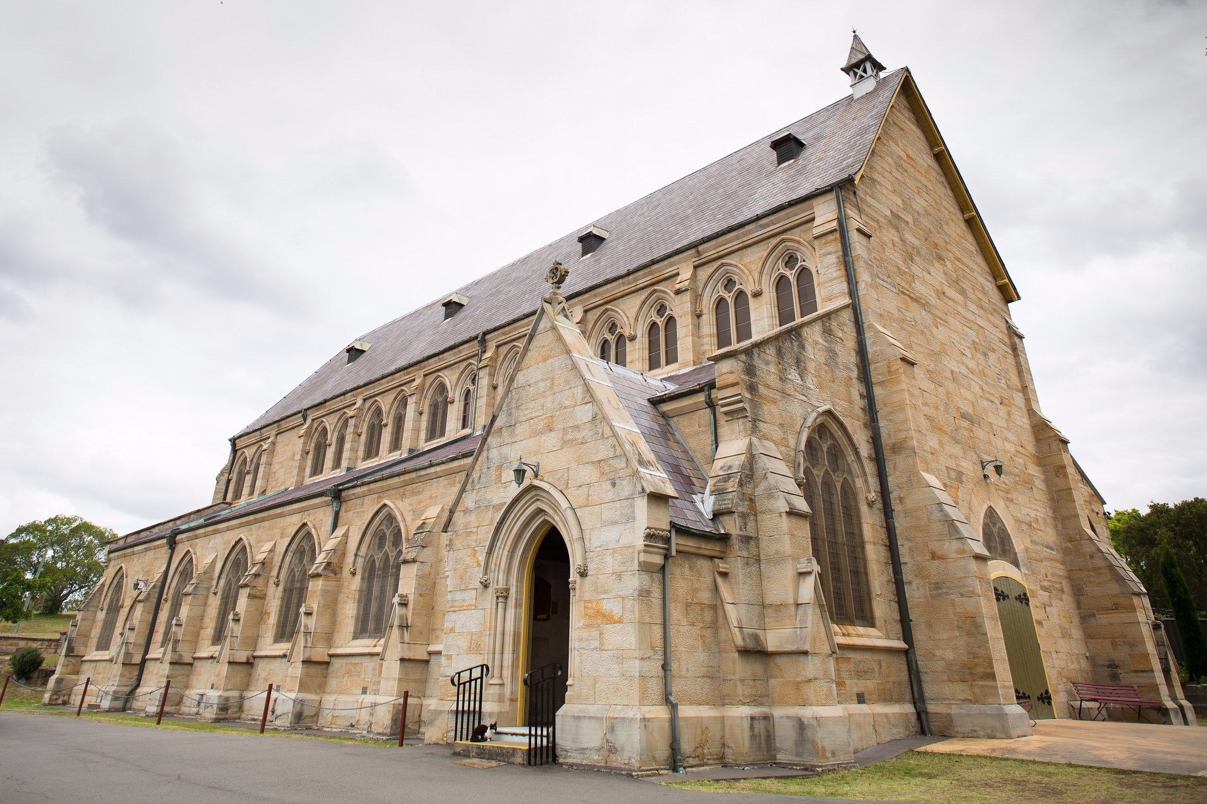 St Peters Anglican Church - Accommodation Rockhampton
