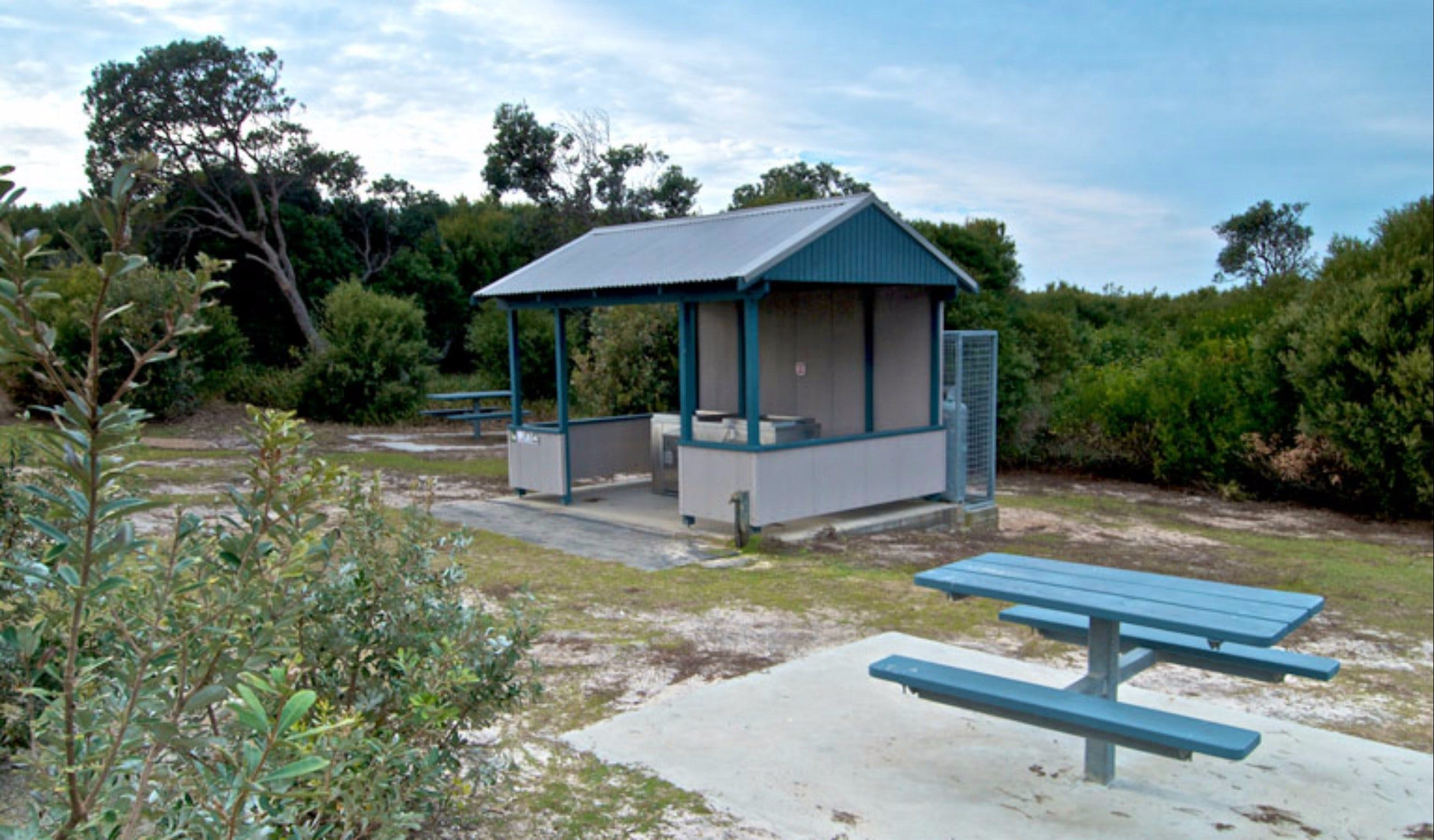 Tea Tree picnic area and lookout - Accommodation Rockhampton
