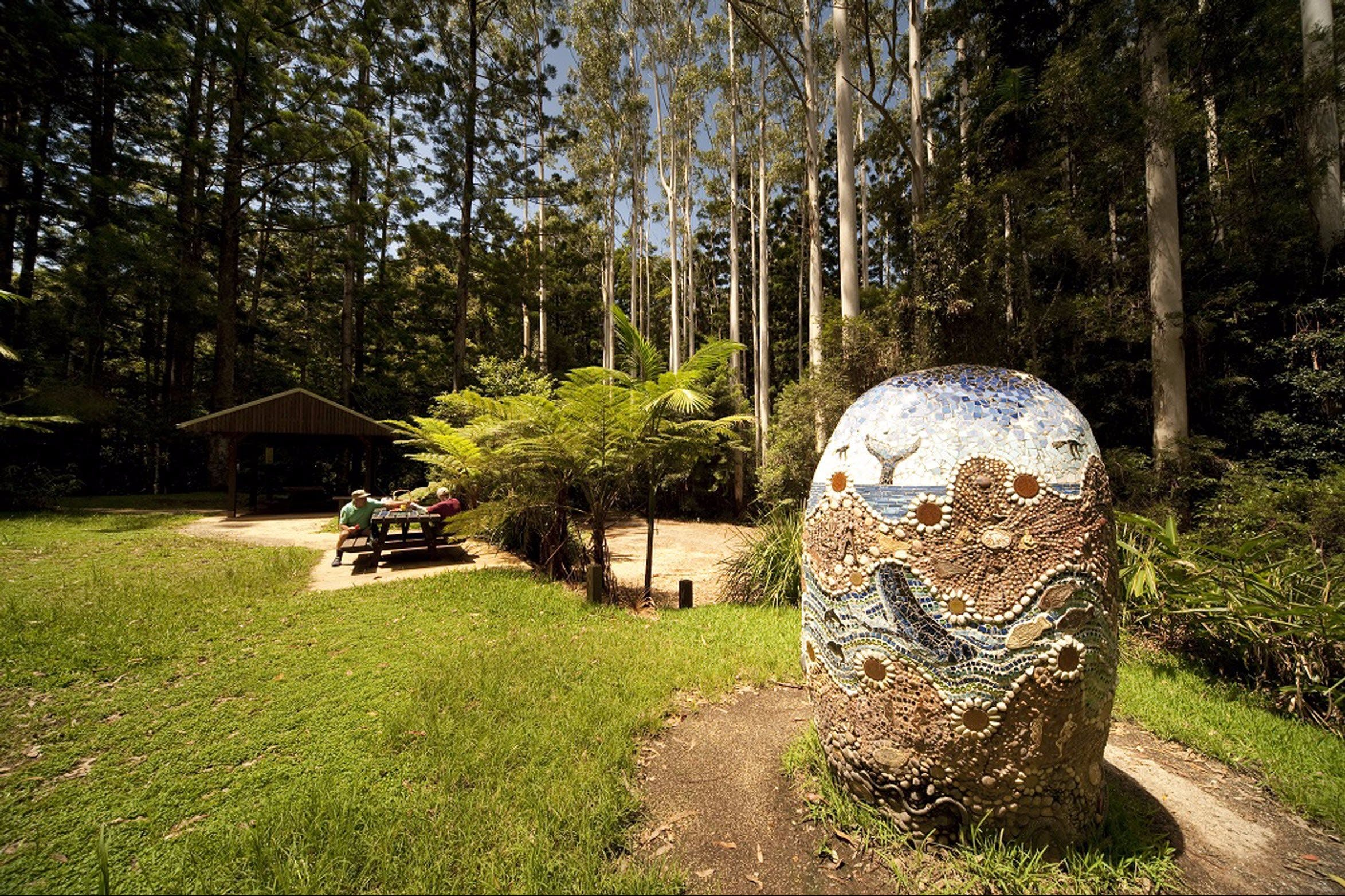 The Pines Picnic Area - Accommodation Rockhampton