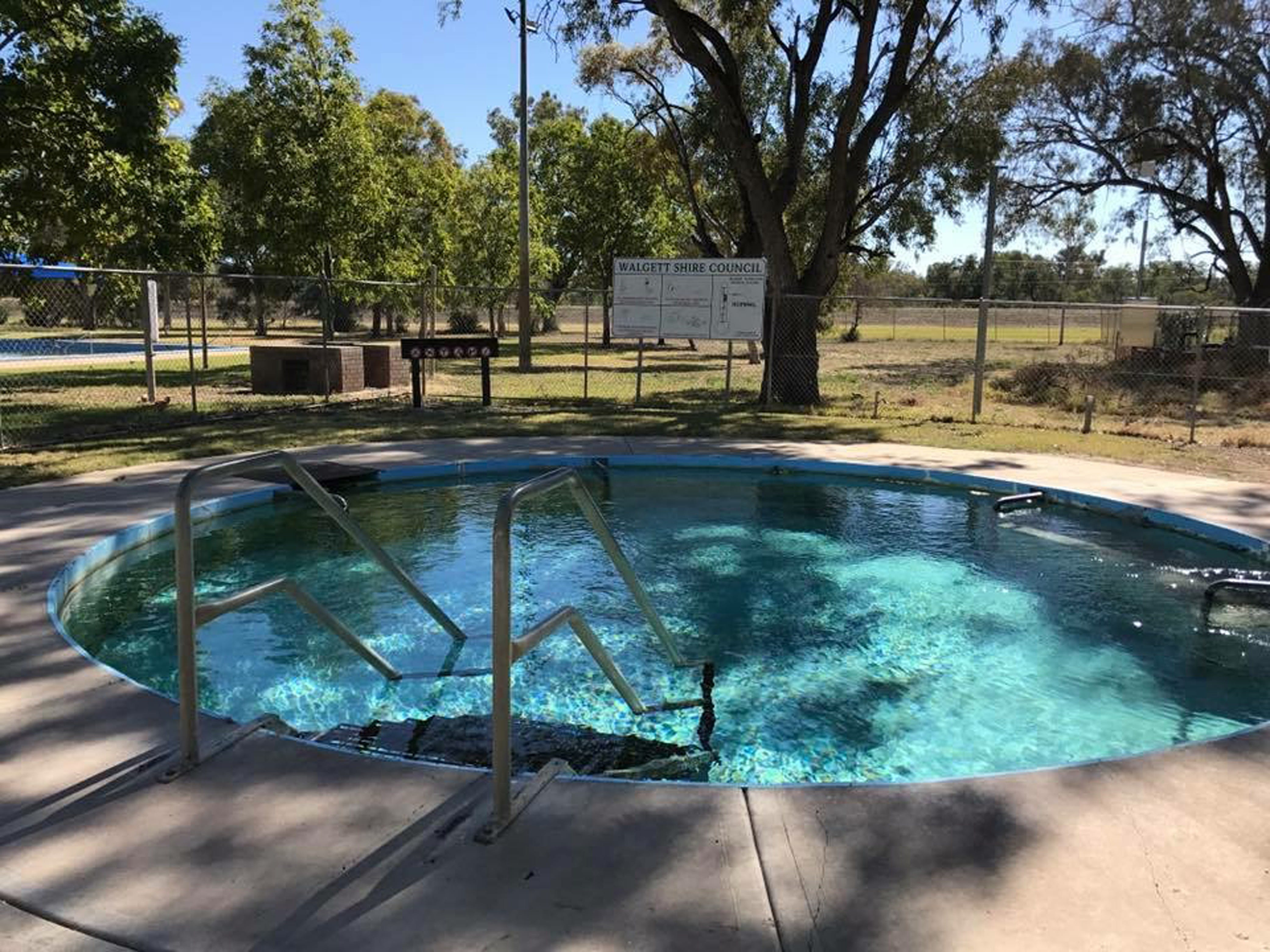 Walgett Artesian Bore Baths - Accommodation Rockhampton