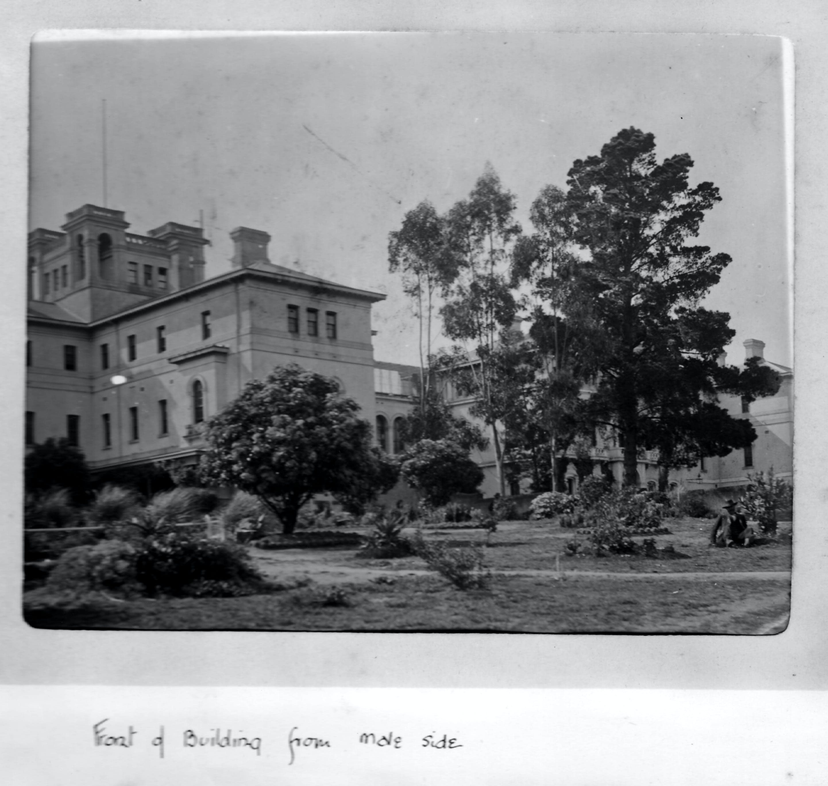 Aradale Lunatic Asylum - Accommodation Rockhampton