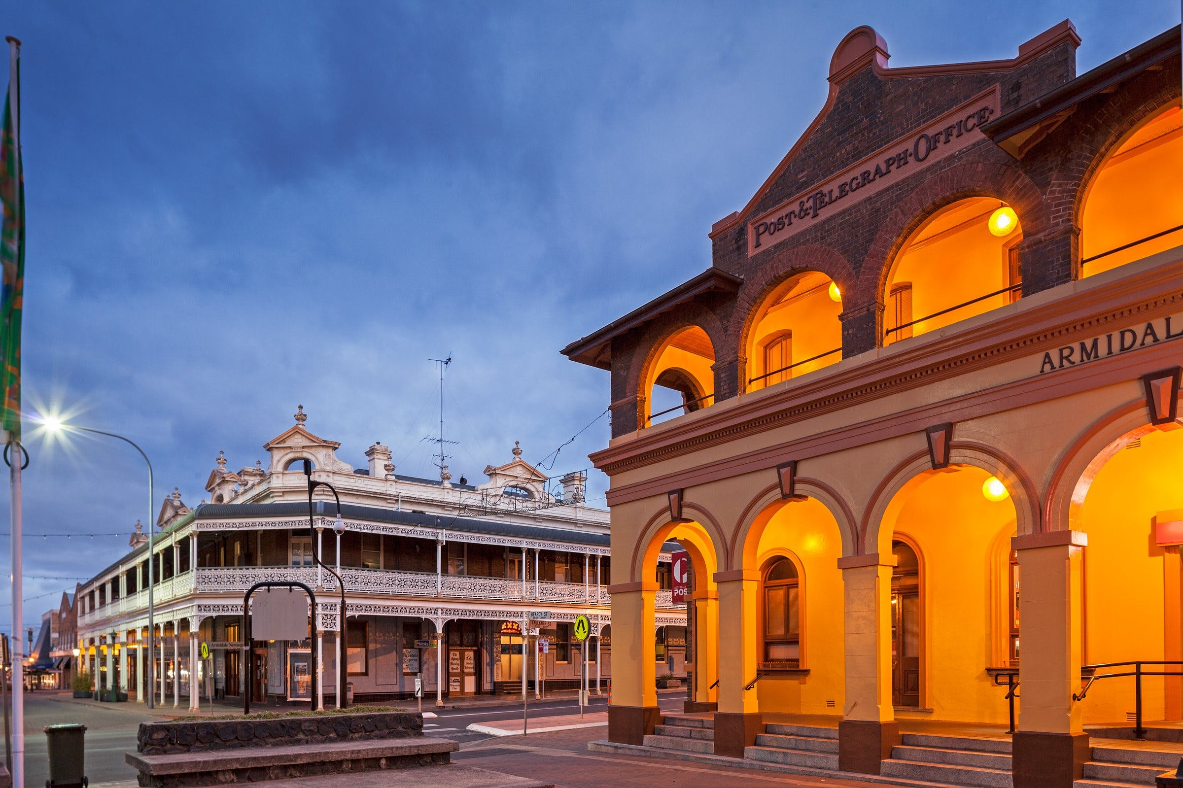 Armidale Heritage Tours - Accommodation Rockhampton