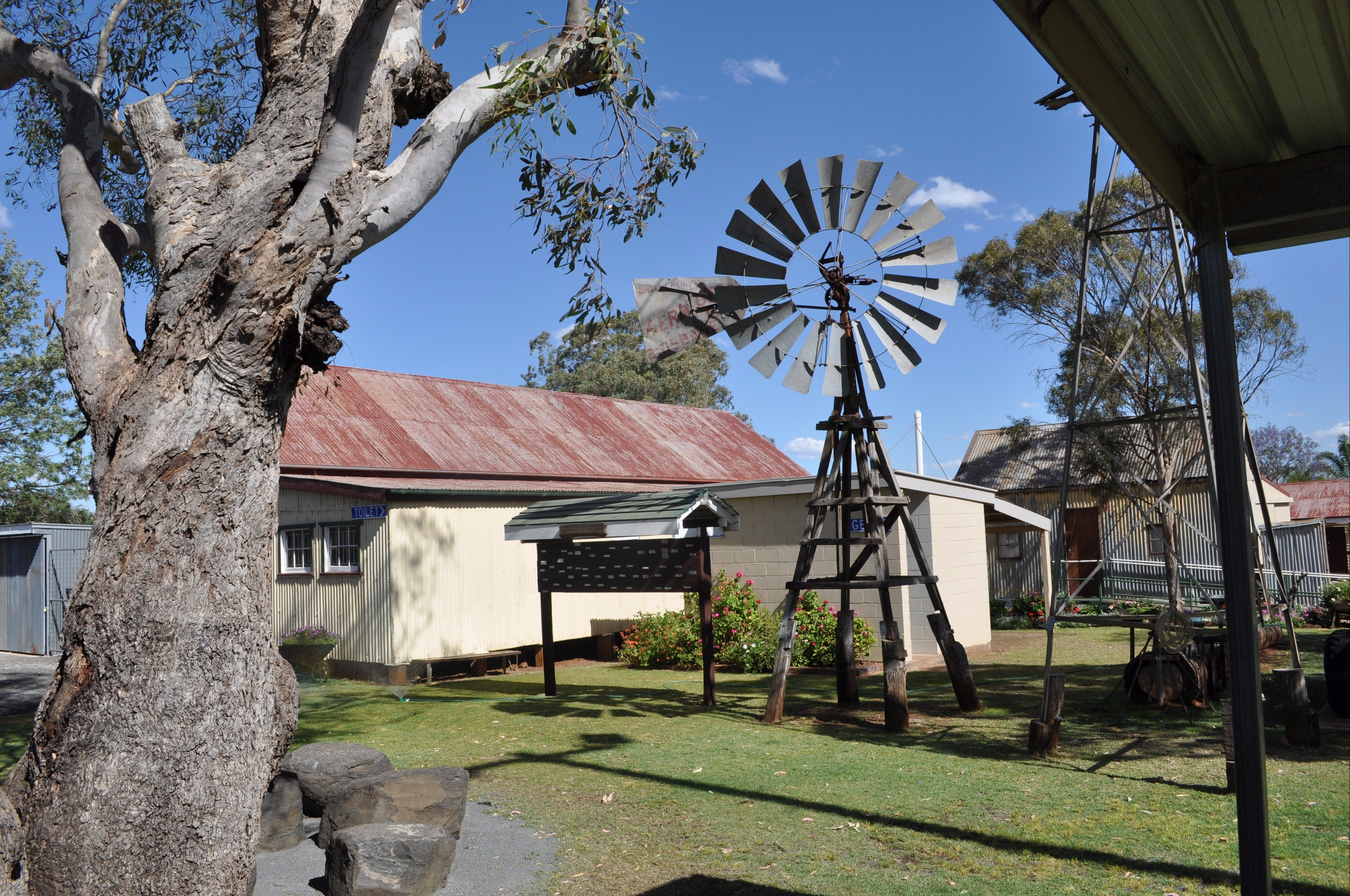 Pittsworth  Pioneer Historical Village - Accommodation Rockhampton