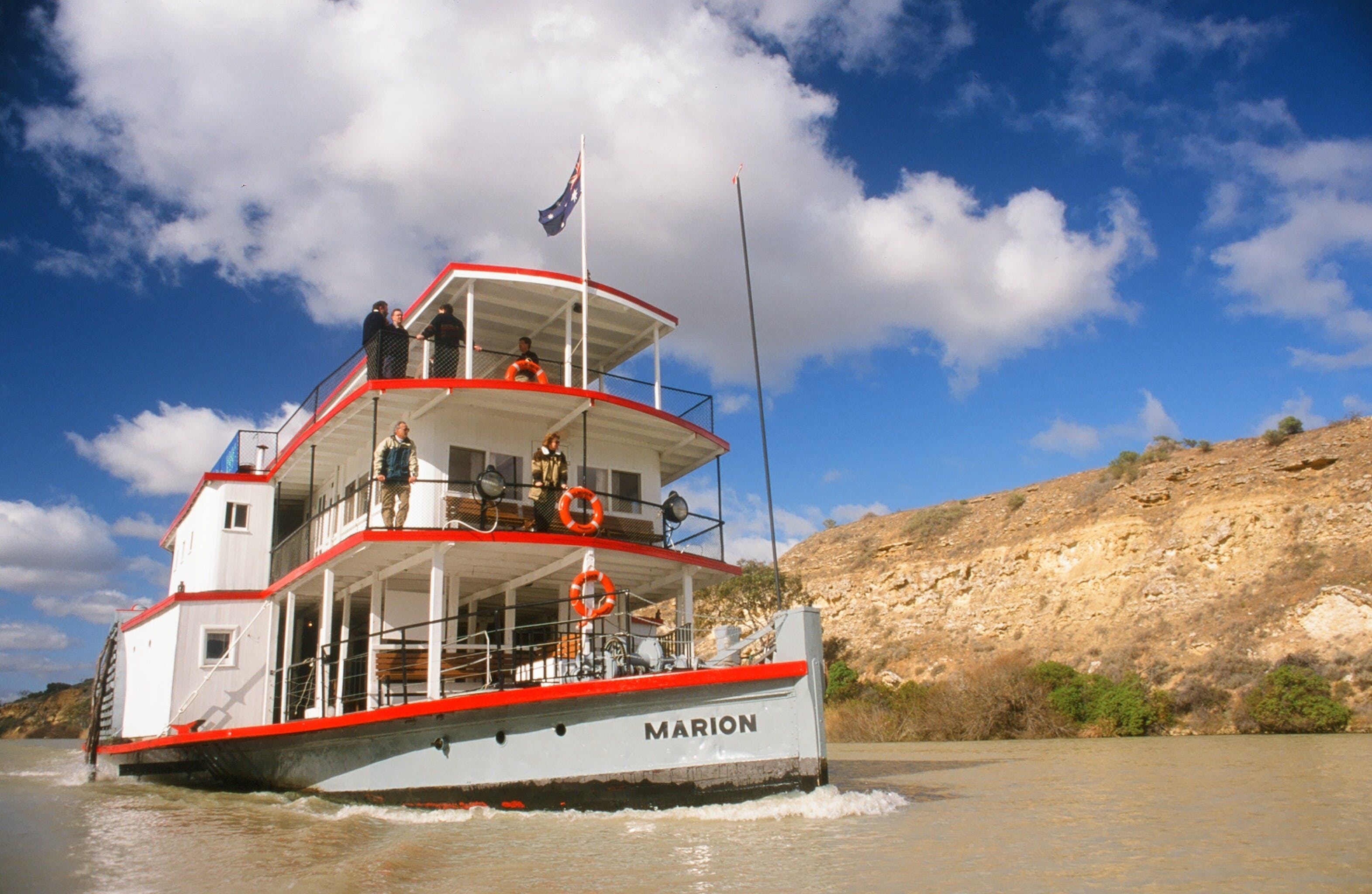 PS Marion Short Cruises - all cruises cancelled until further notice - Accommodation Rockhampton