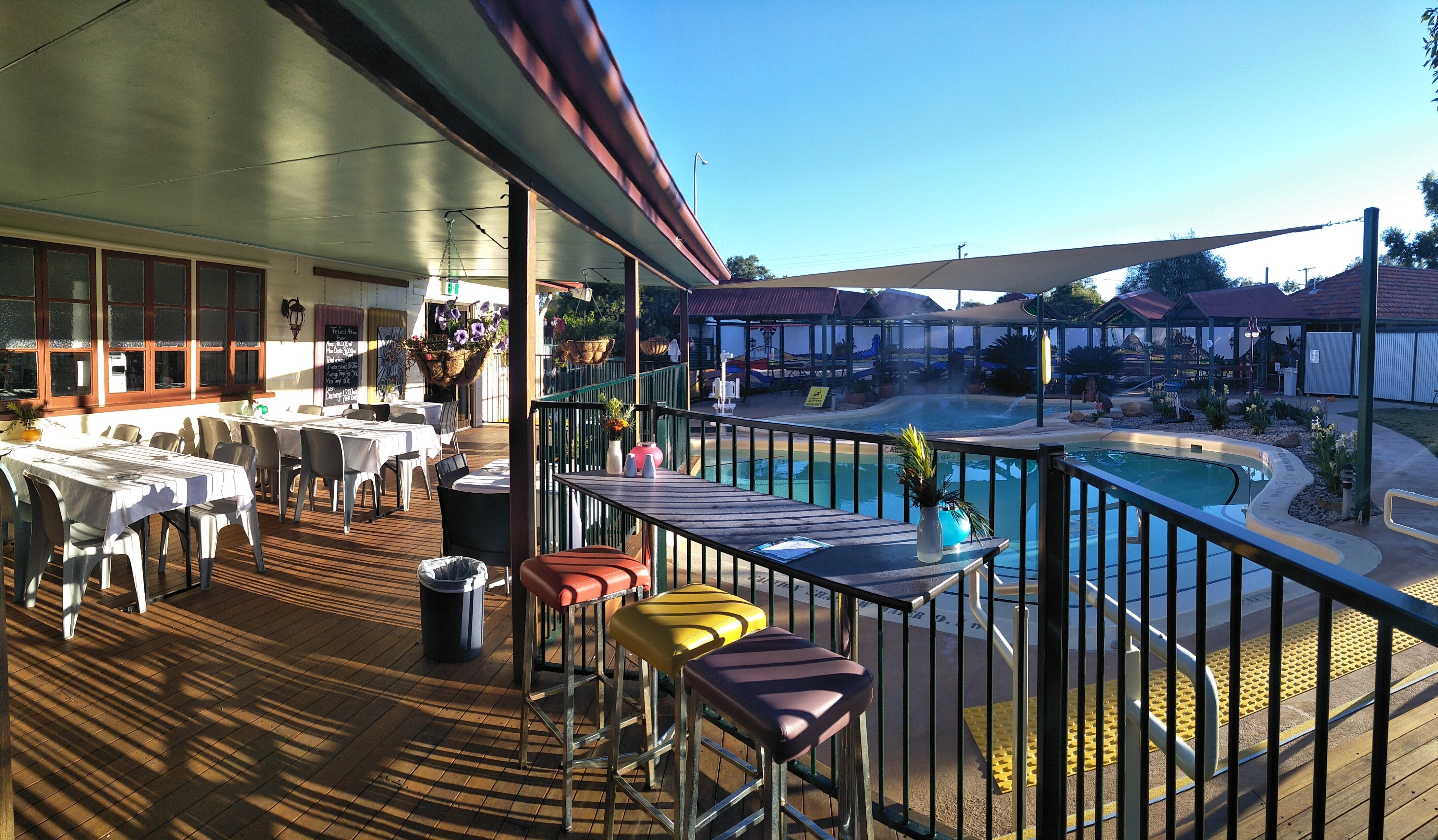 The Great Artesian Spa Mitchell - Accommodation Rockhampton