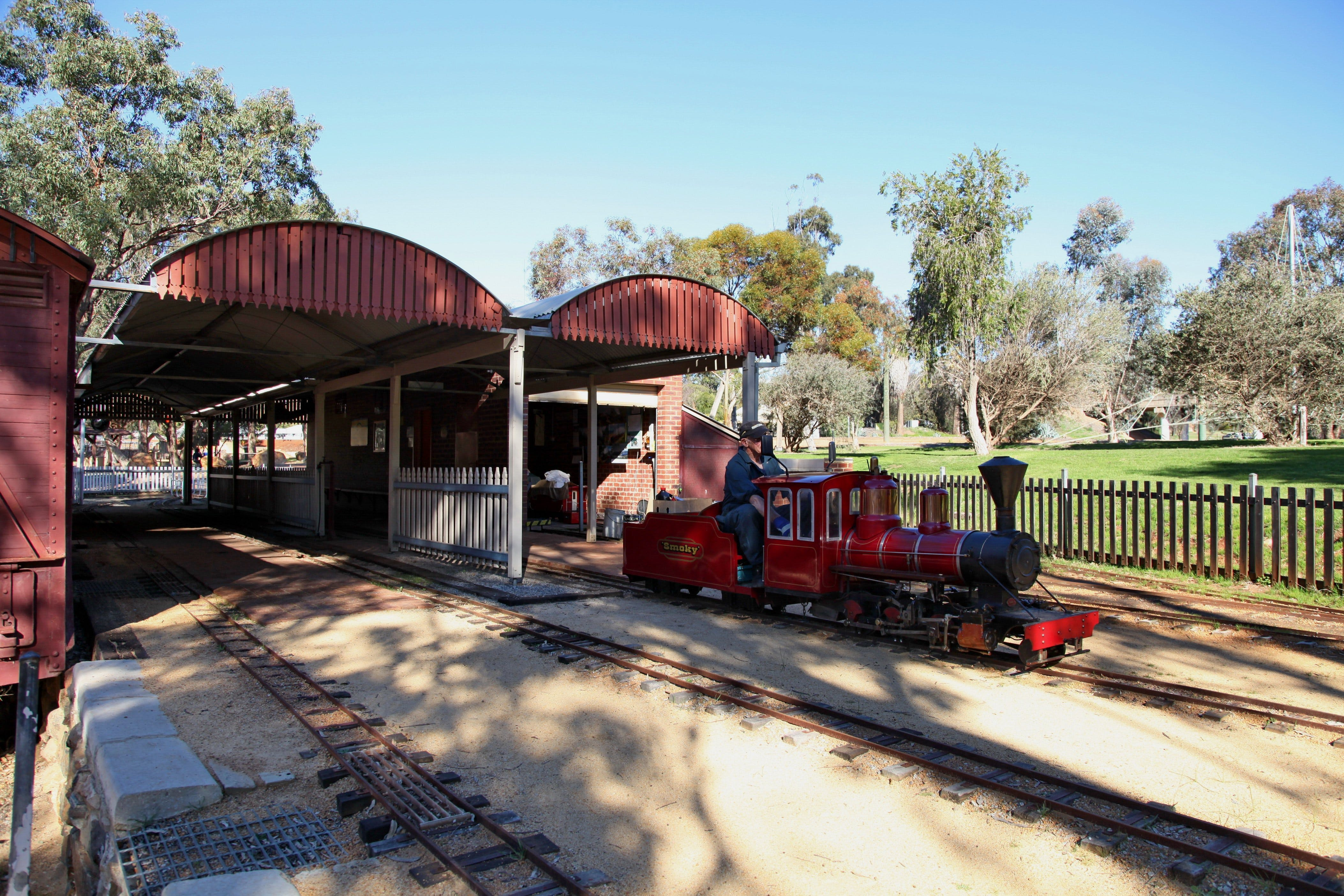 Toodyay Miniature Railway - Accommodation Rockhampton