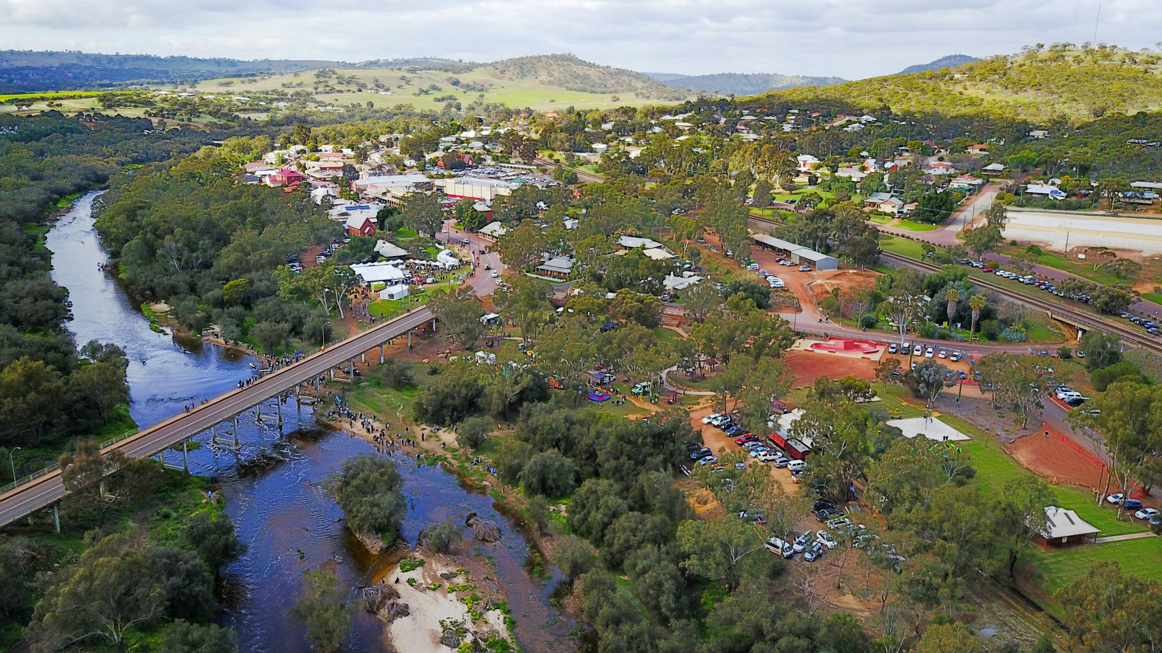 Toodyay - Accommodation Rockhampton