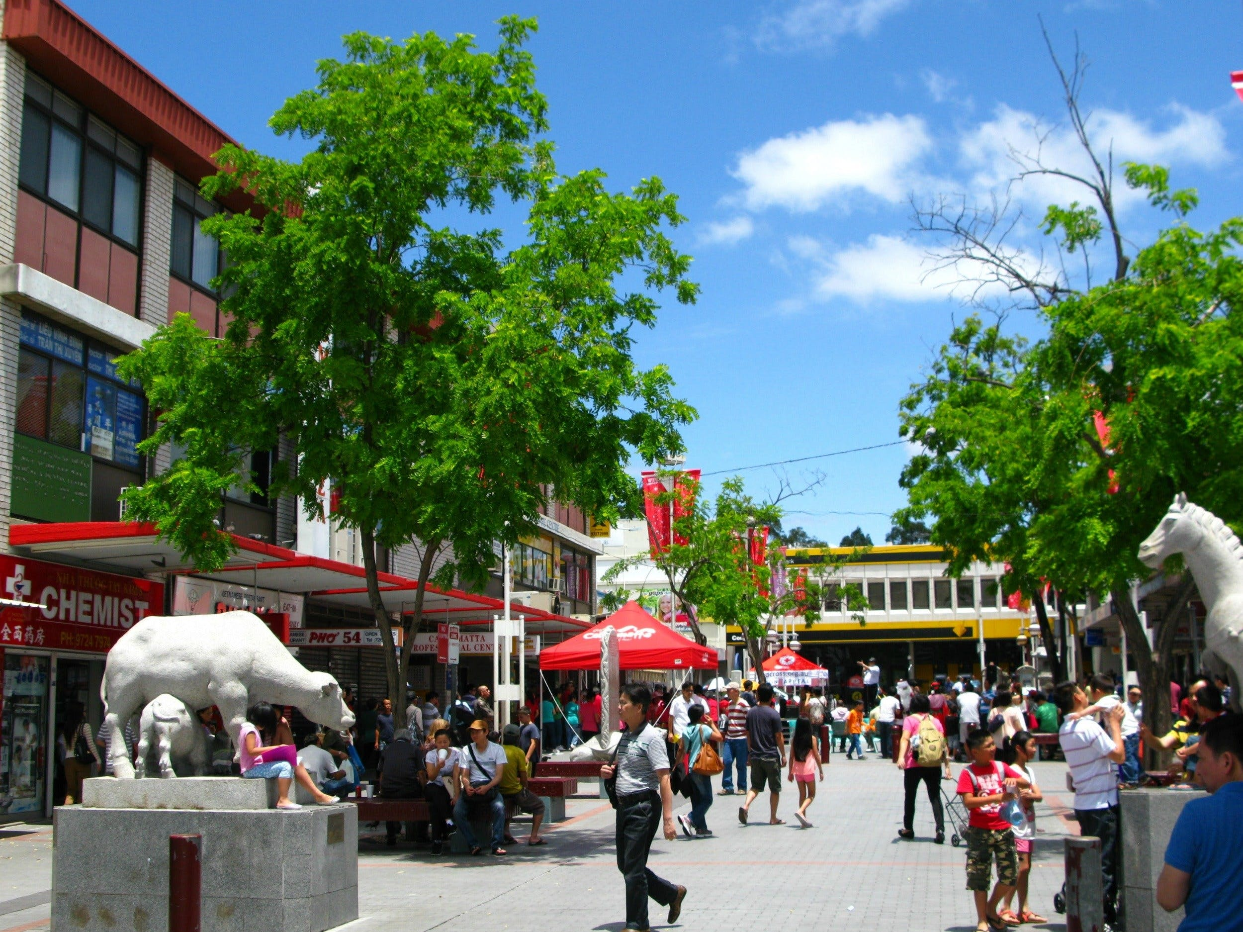 Cabramatta - Accommodation Rockhampton
