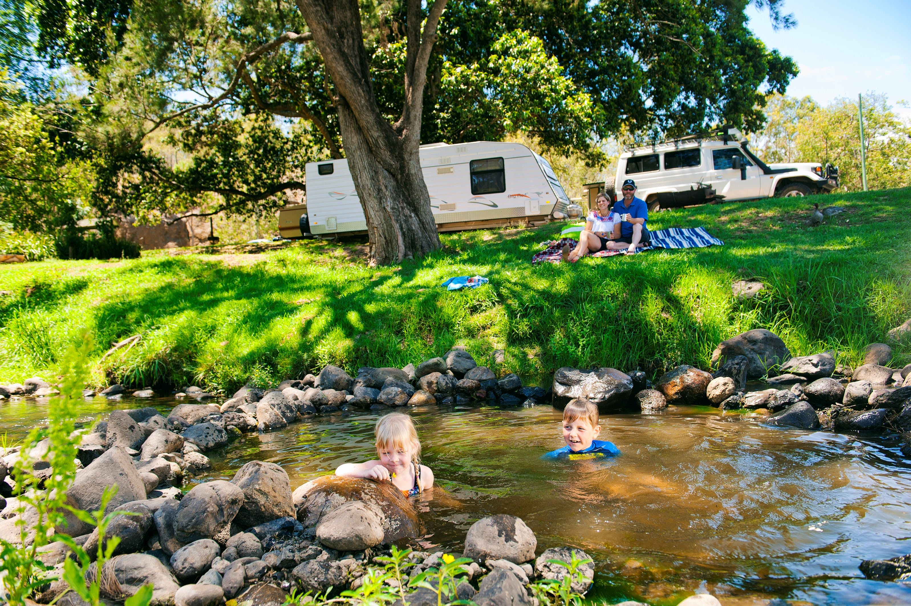 Darlington Park - Accommodation Rockhampton