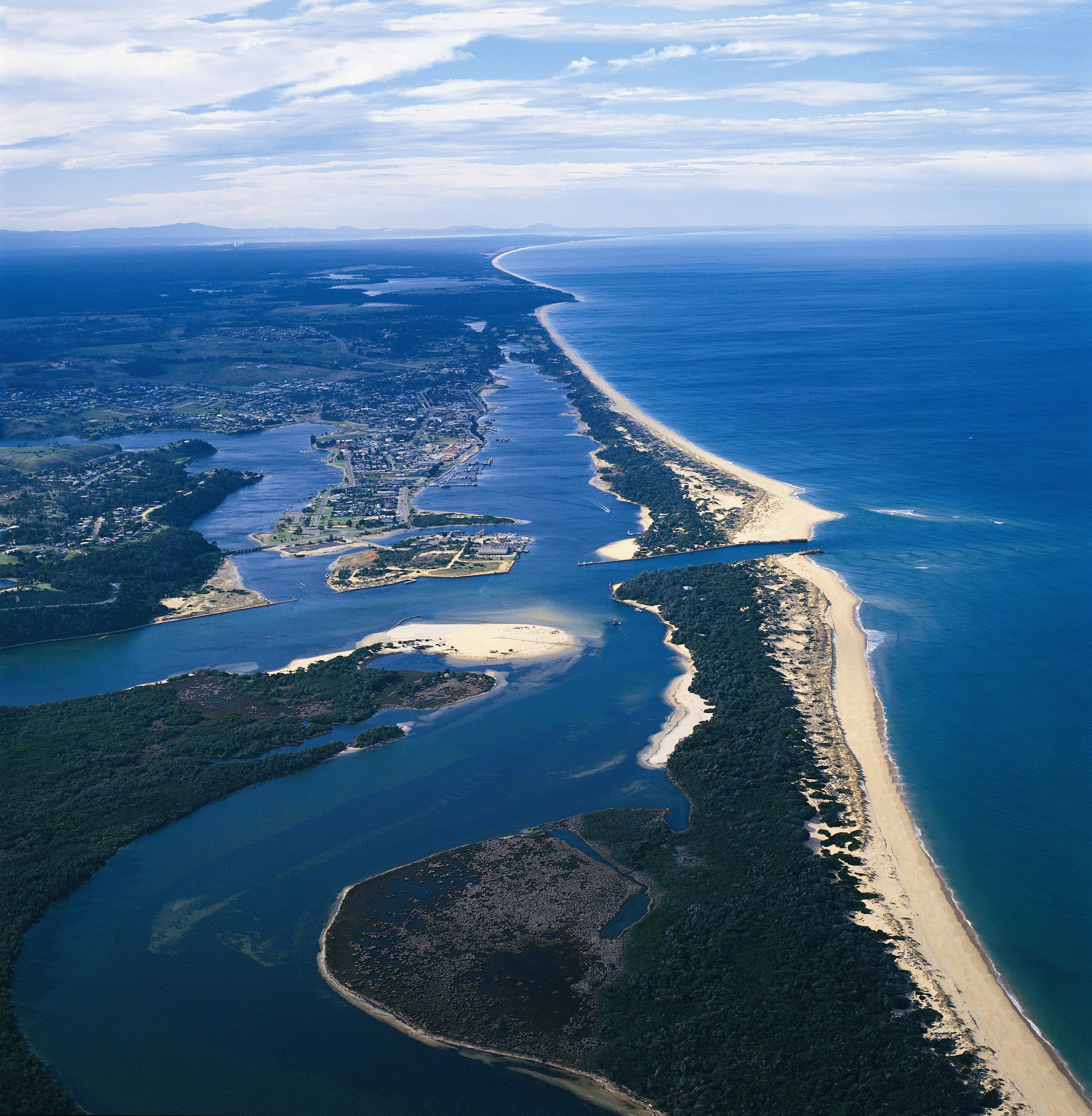 Ninety Mile Beach Marine National Park - Accommodation Rockhampton
