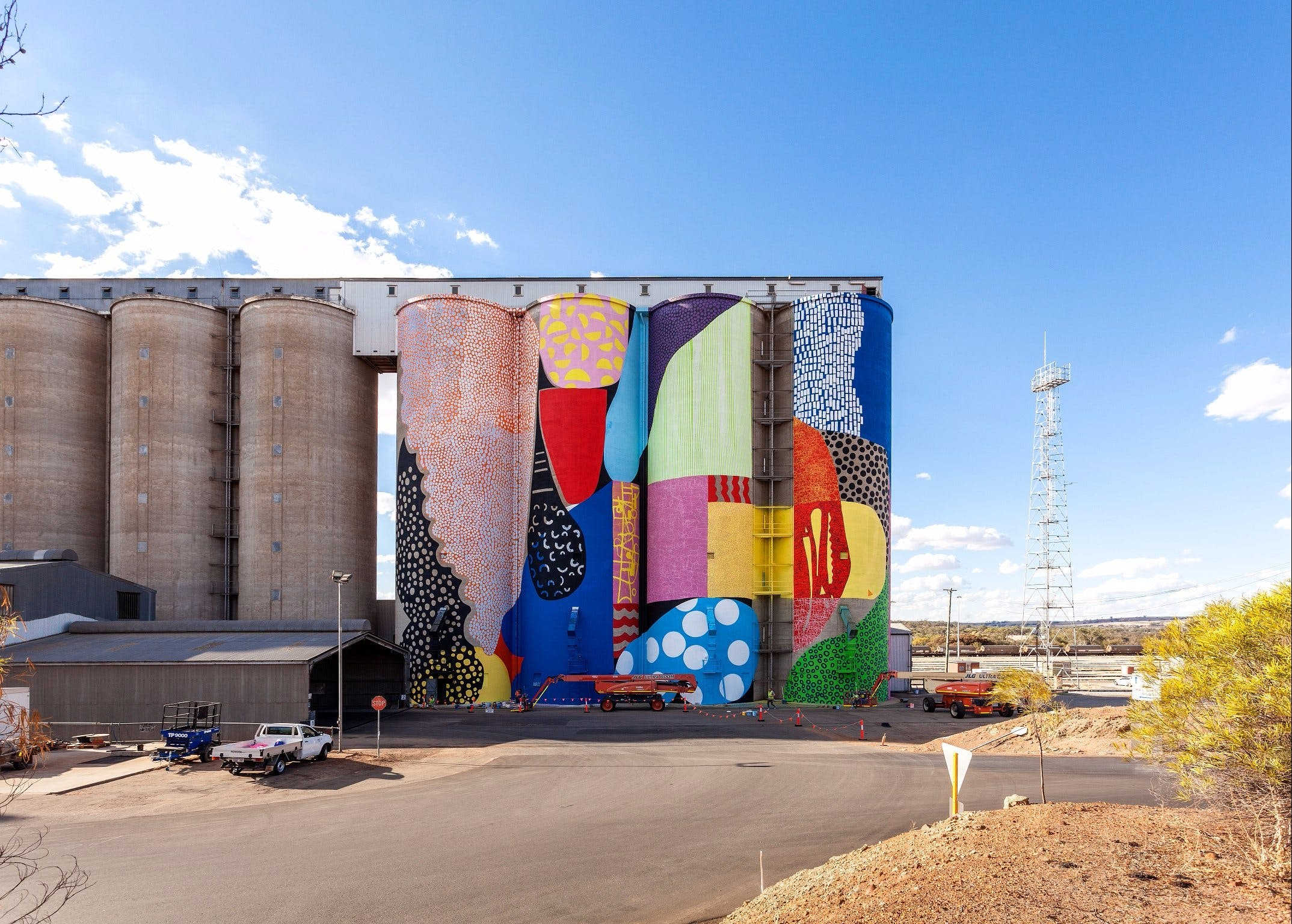 PUBLIC Silo Trail Northam - Accommodation Rockhampton