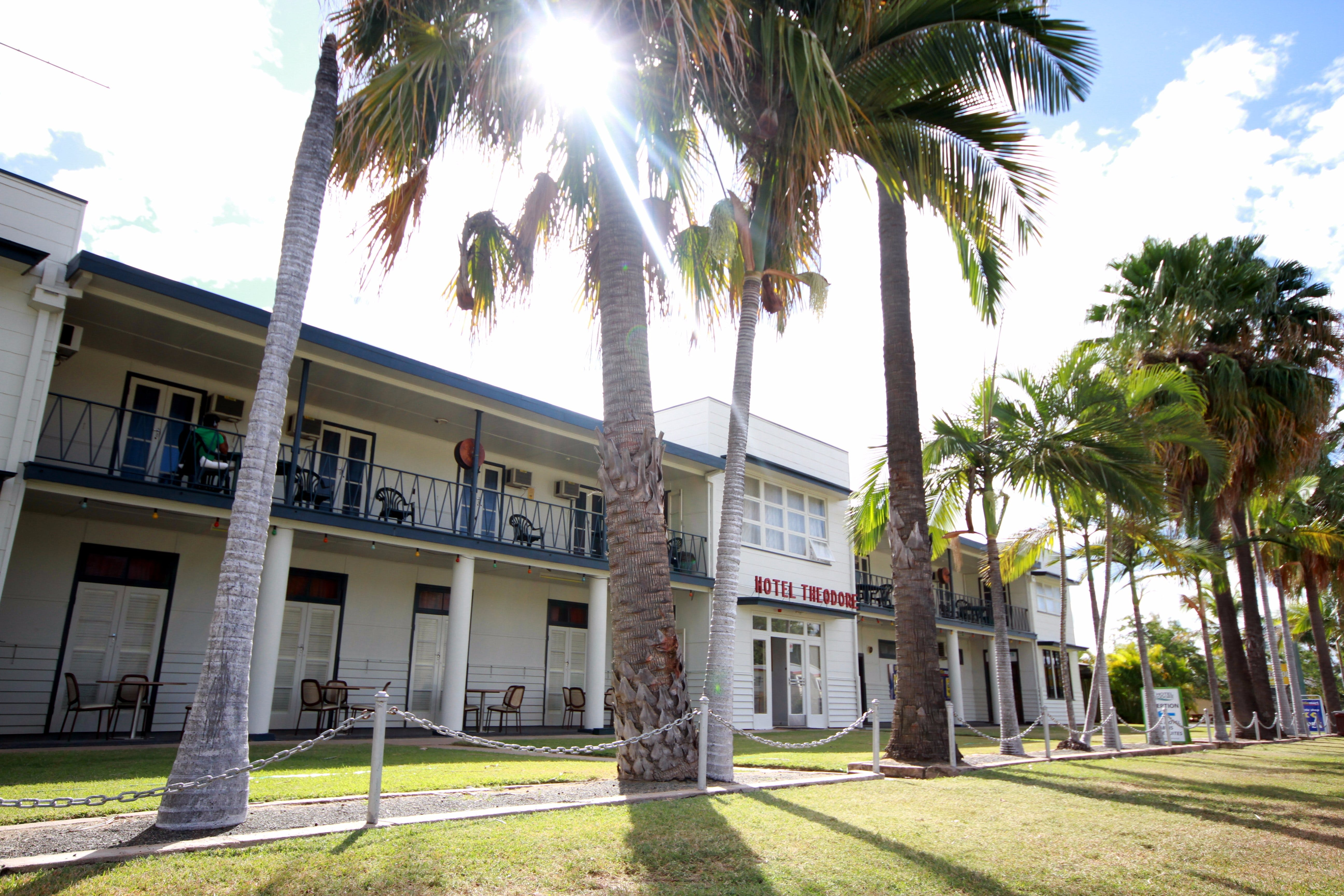 Theodore - Accommodation Rockhampton