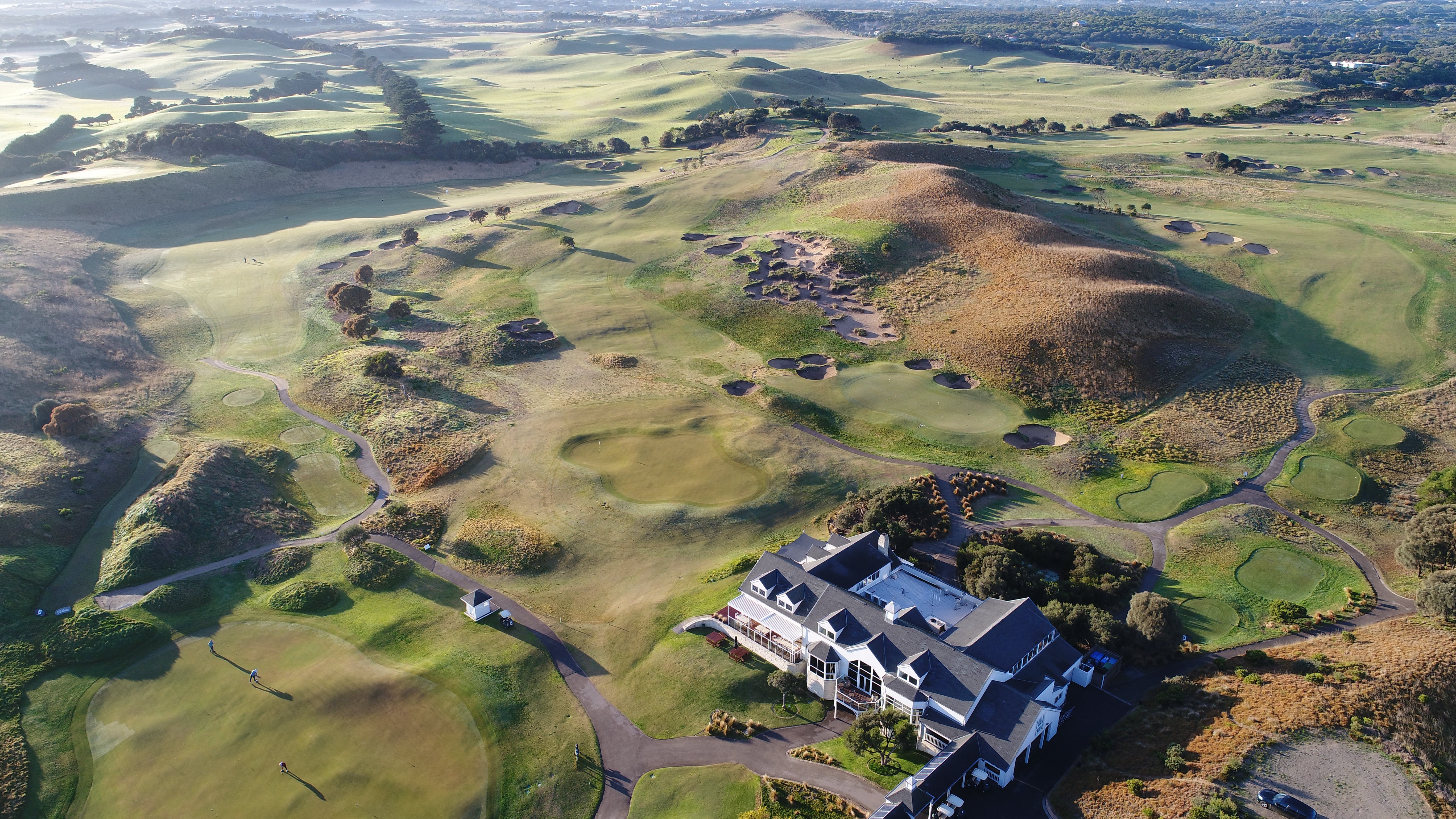 The Dunes Golf Links - Accommodation Rockhampton